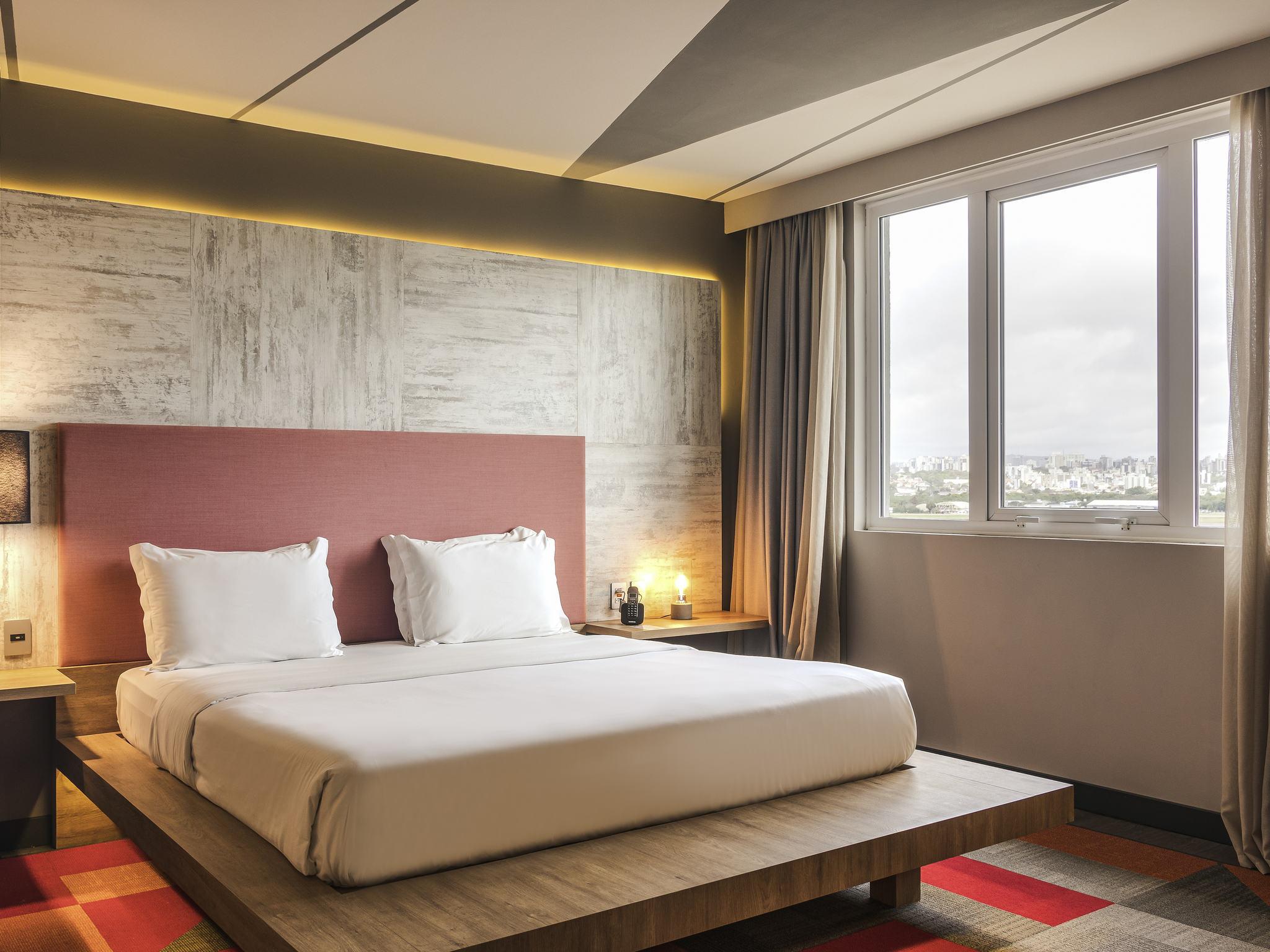 酒店 – 阿雷格里港机场诺富特酒店