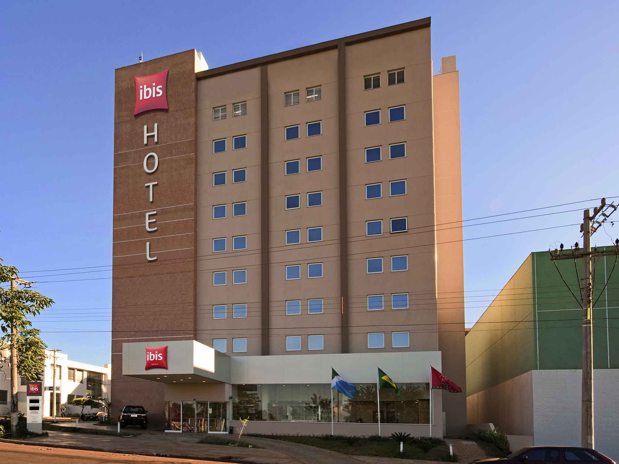Hotel em DOURADOS - ibis Dourados 351f004a8c1