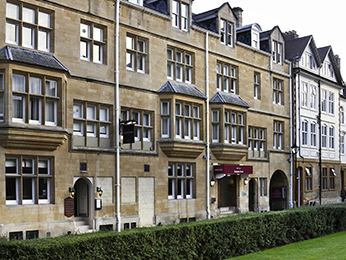 호텔 - Mercure Oxford Eastgate Hotel