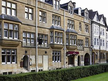 Mercure Oxford Eastgate Hotel