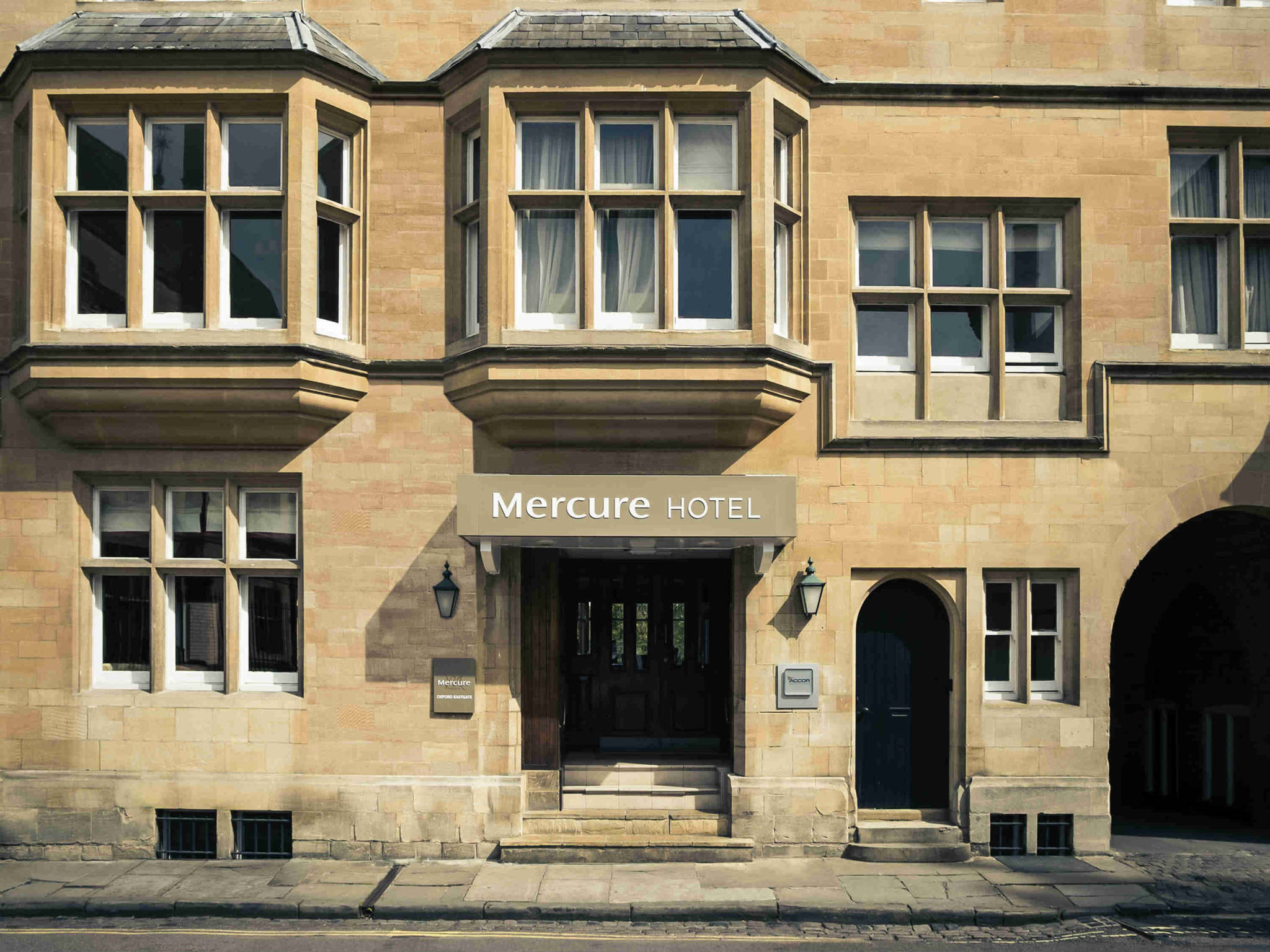Mercure Oxford Eastgate Hotel Hotel in Oxford