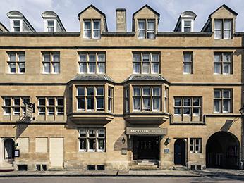 Mercure Oxford Eastgate Hotel Hotel In Oxford