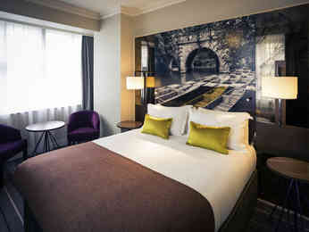 Chambres - Mercure Oxford Eastgate Hotel