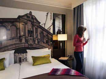 Mercure Hotel Oxford Restaurant Menu