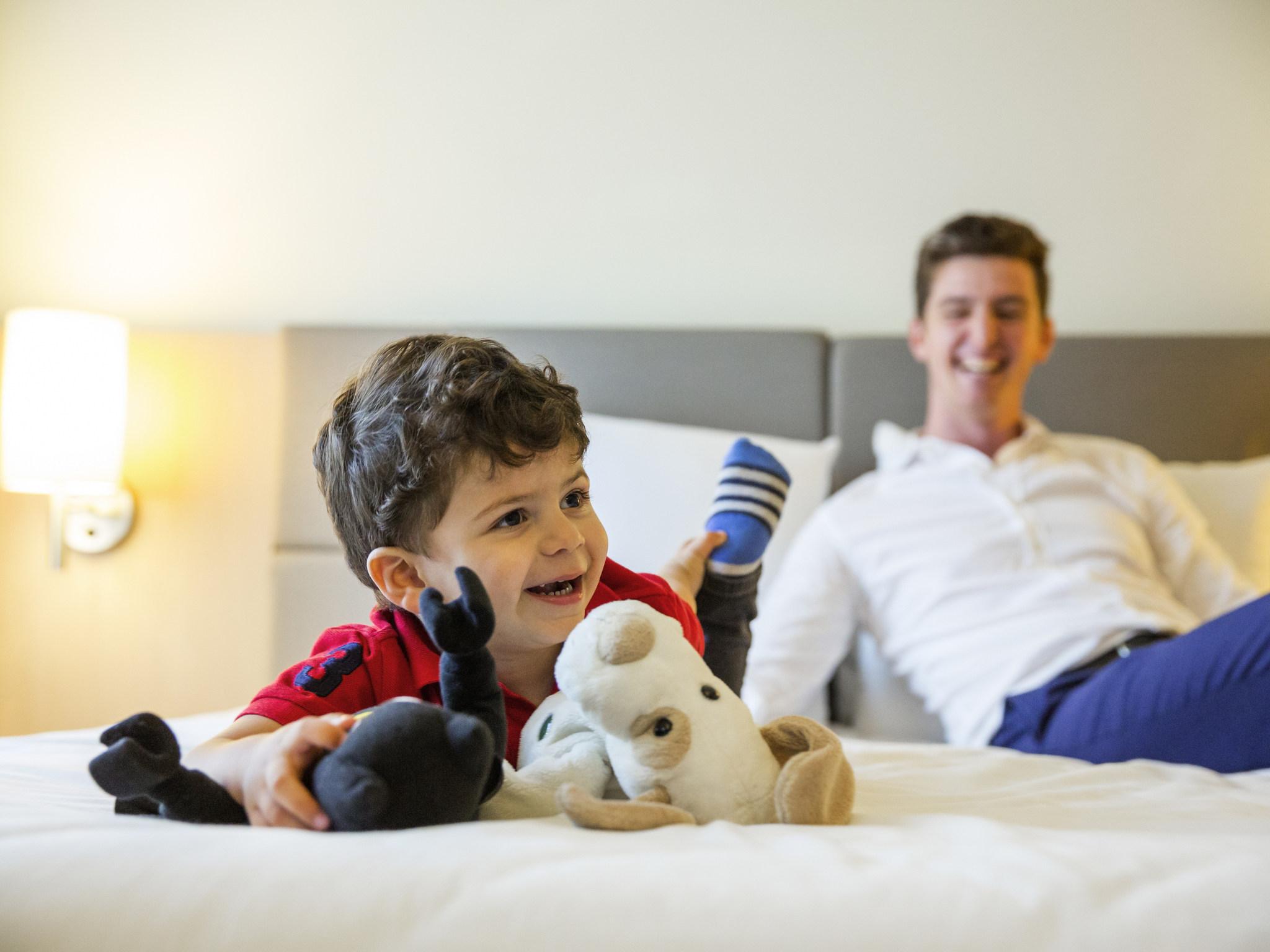 โรงแรม – โนโวเทลสวีทส์ ดูไบ มอล ออฟ เอมิเรตส์