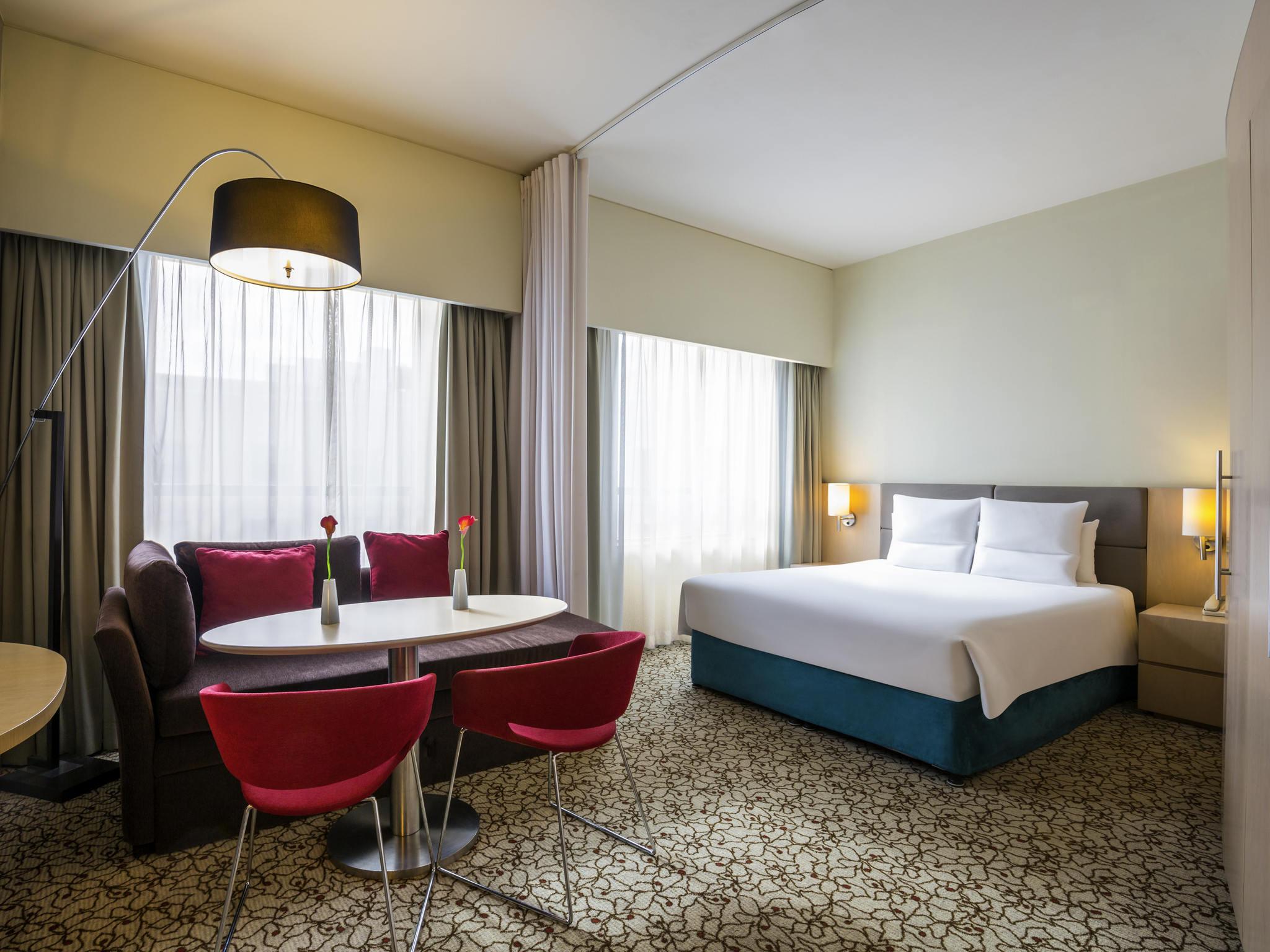 Hotel in dubai novotel suites dubai mall of the emirates rooms novotel suites dubai mall of the emirates reheart Gallery