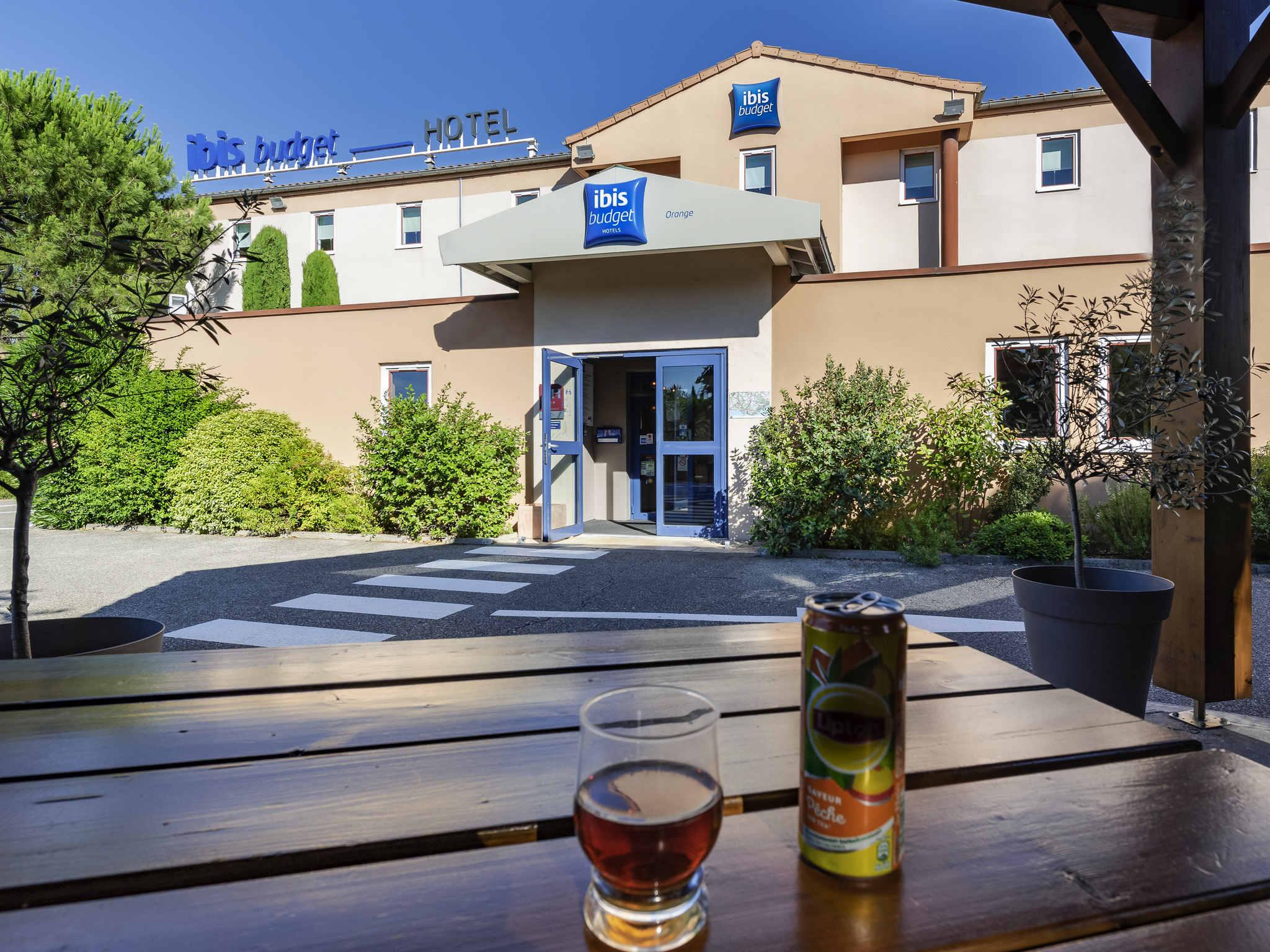 Hotel – ibis budget Orange Échangeur A7 A9