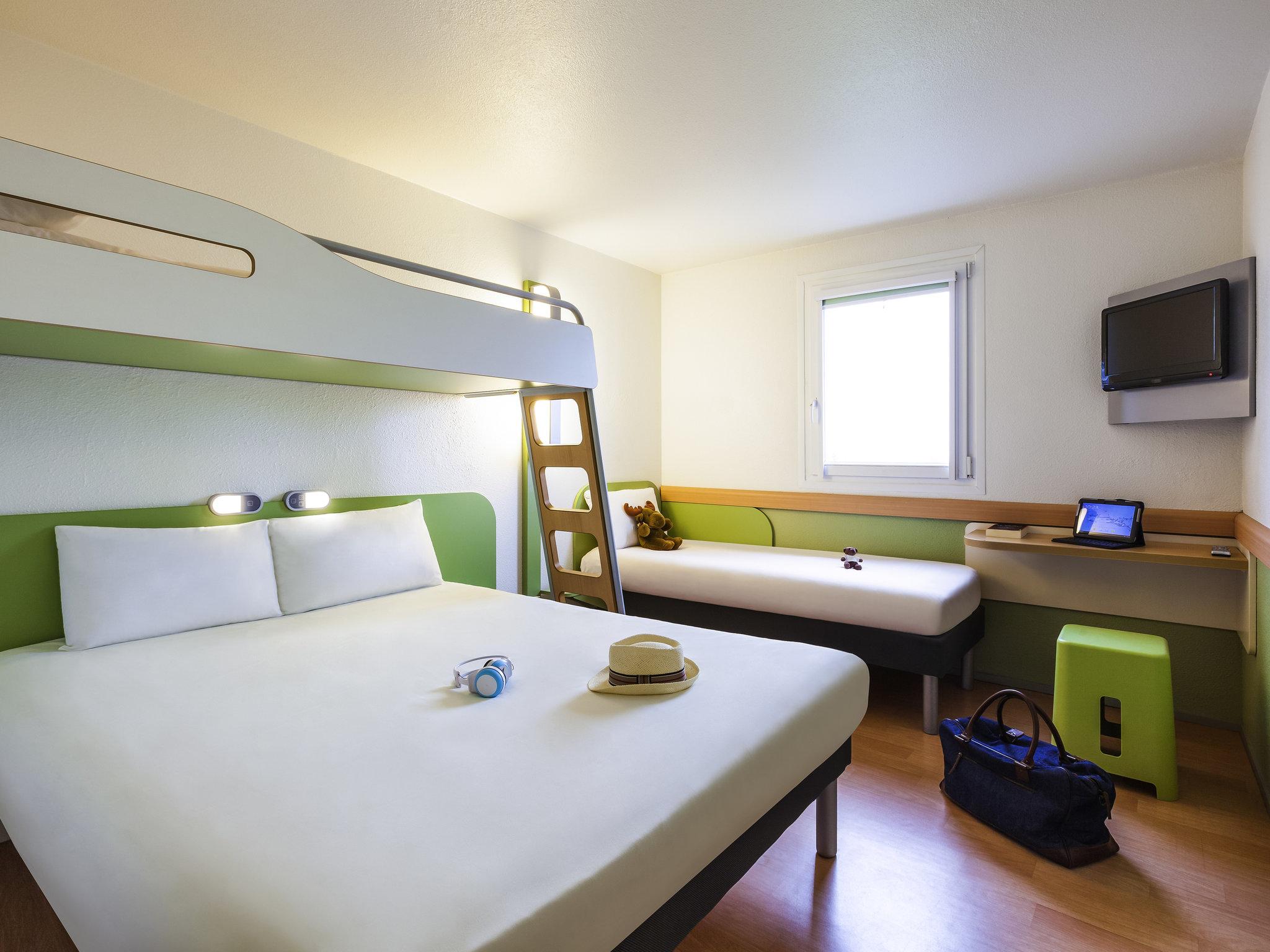 Hotel in ORANGE - ibis budget Orange Échangeur A7 A9