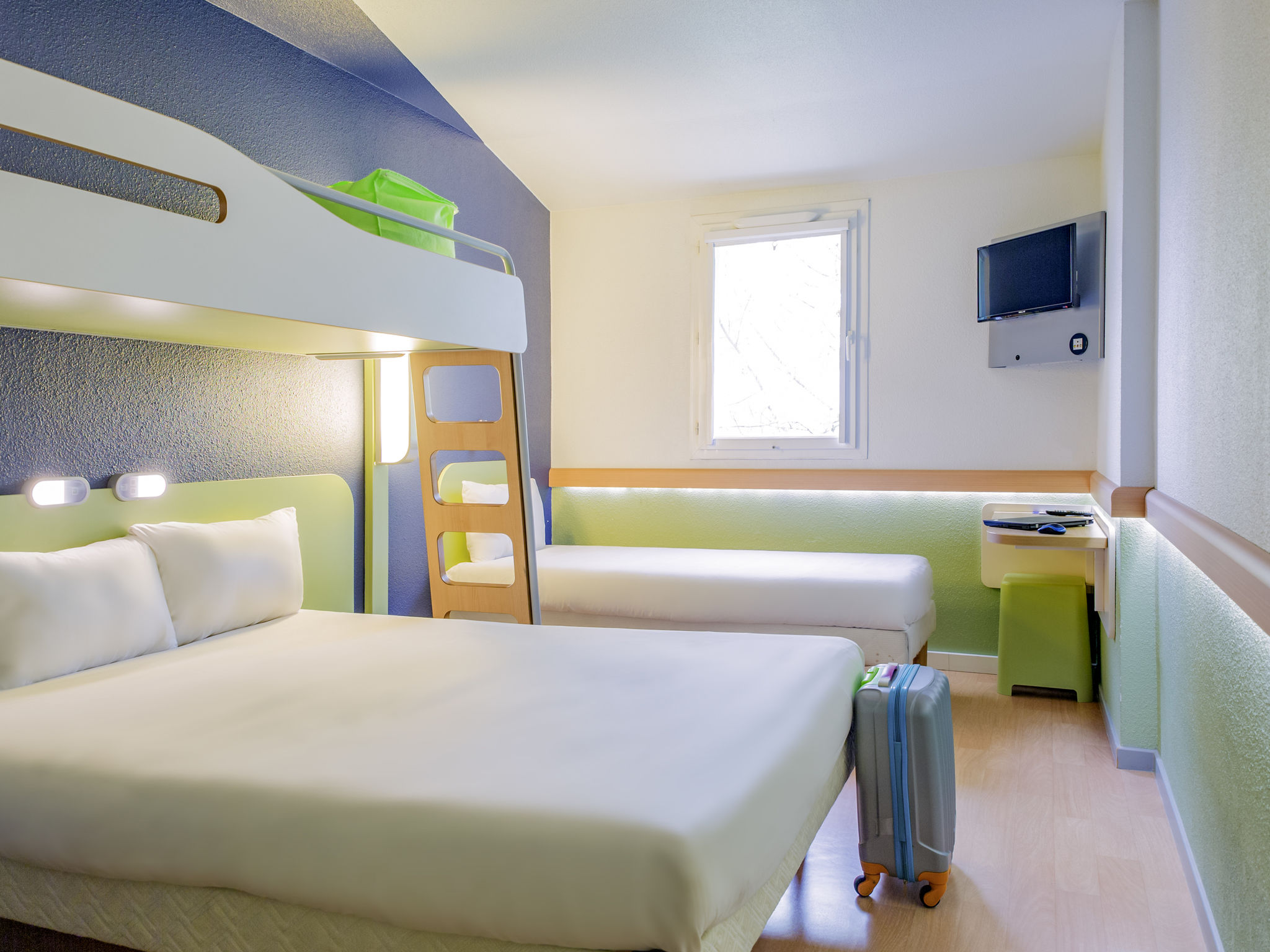 Hotel pas cher SAINT HERBLAIN ibis bud Nantes Nord Saint Herblain