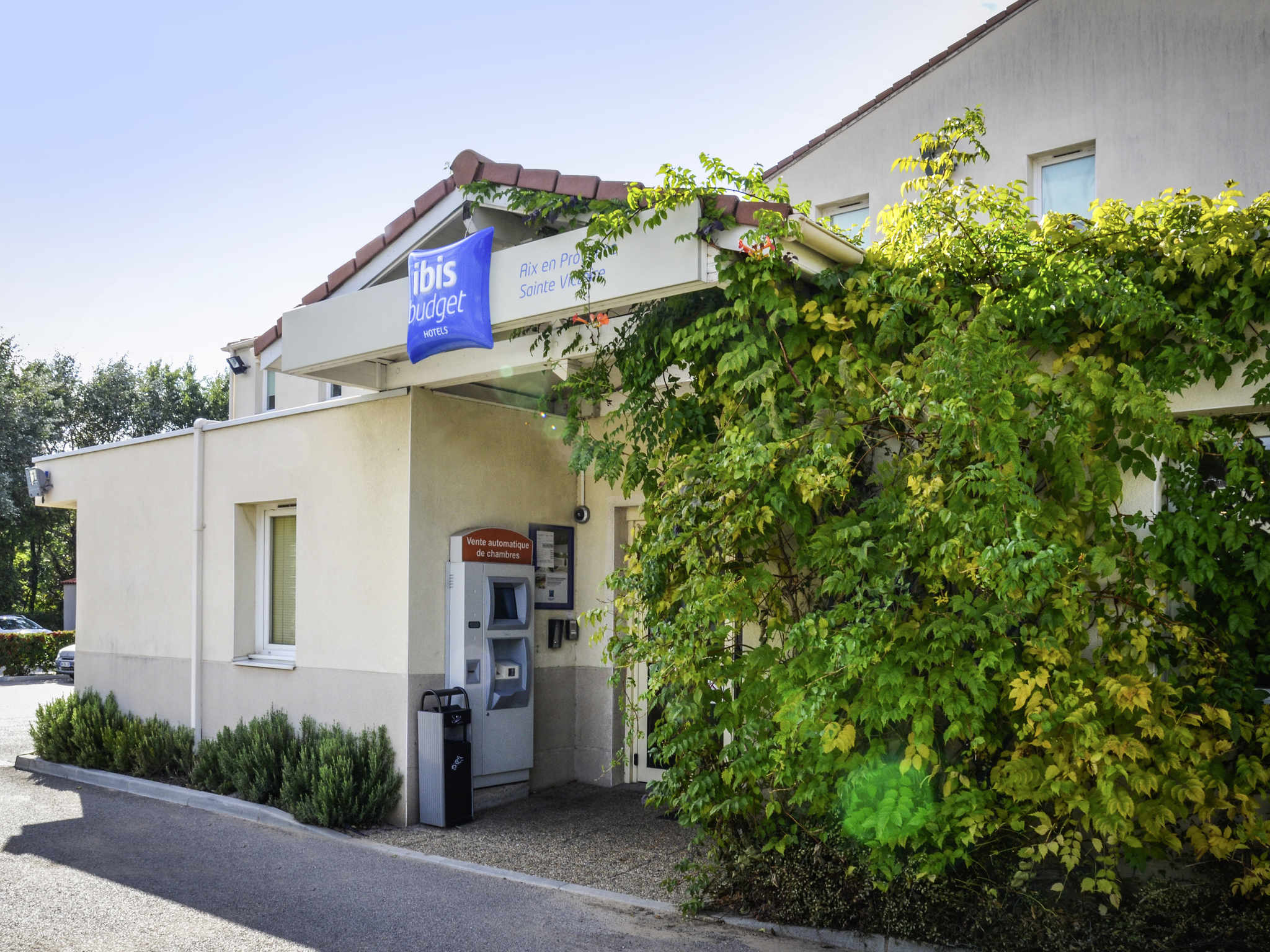 Отель — ibis budget Aix-en-Provence Est Sainte-Victoire