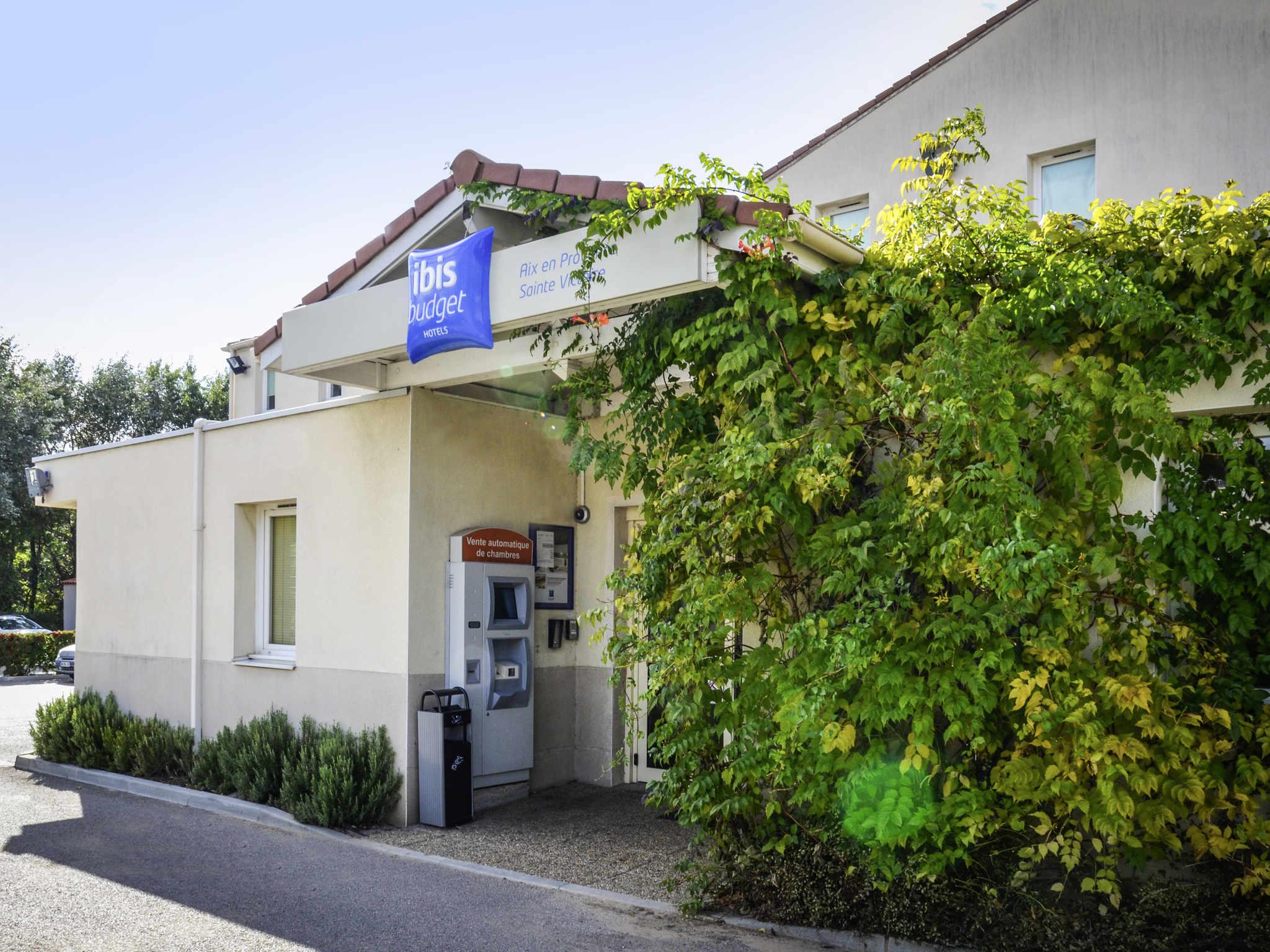 Hôtel - ibis budget Aix-en-Provence Est Sainte-Victoire