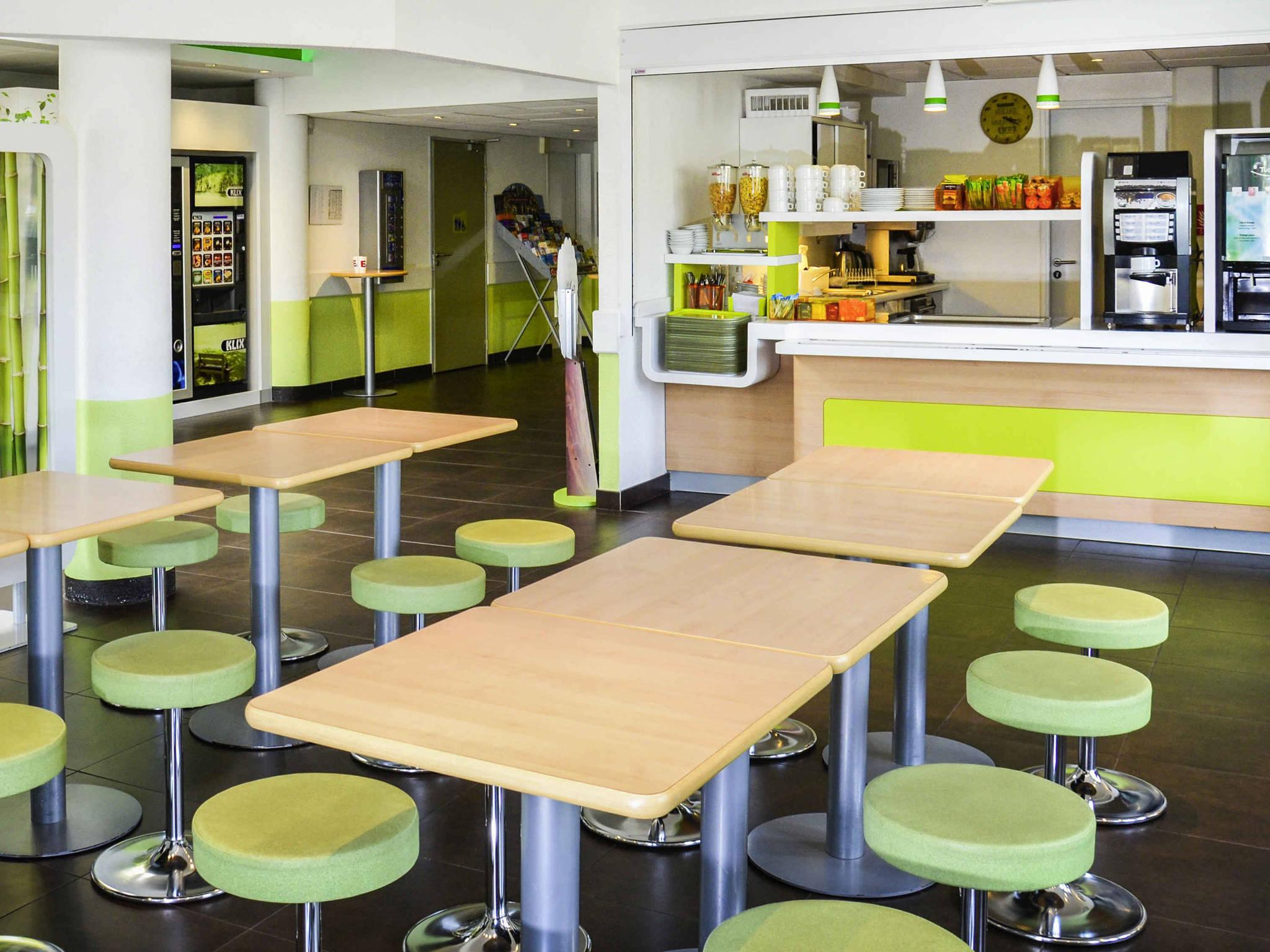 Hotel in MEYREUIL - ibis budget Aix en Provence Est Sainte Victoire