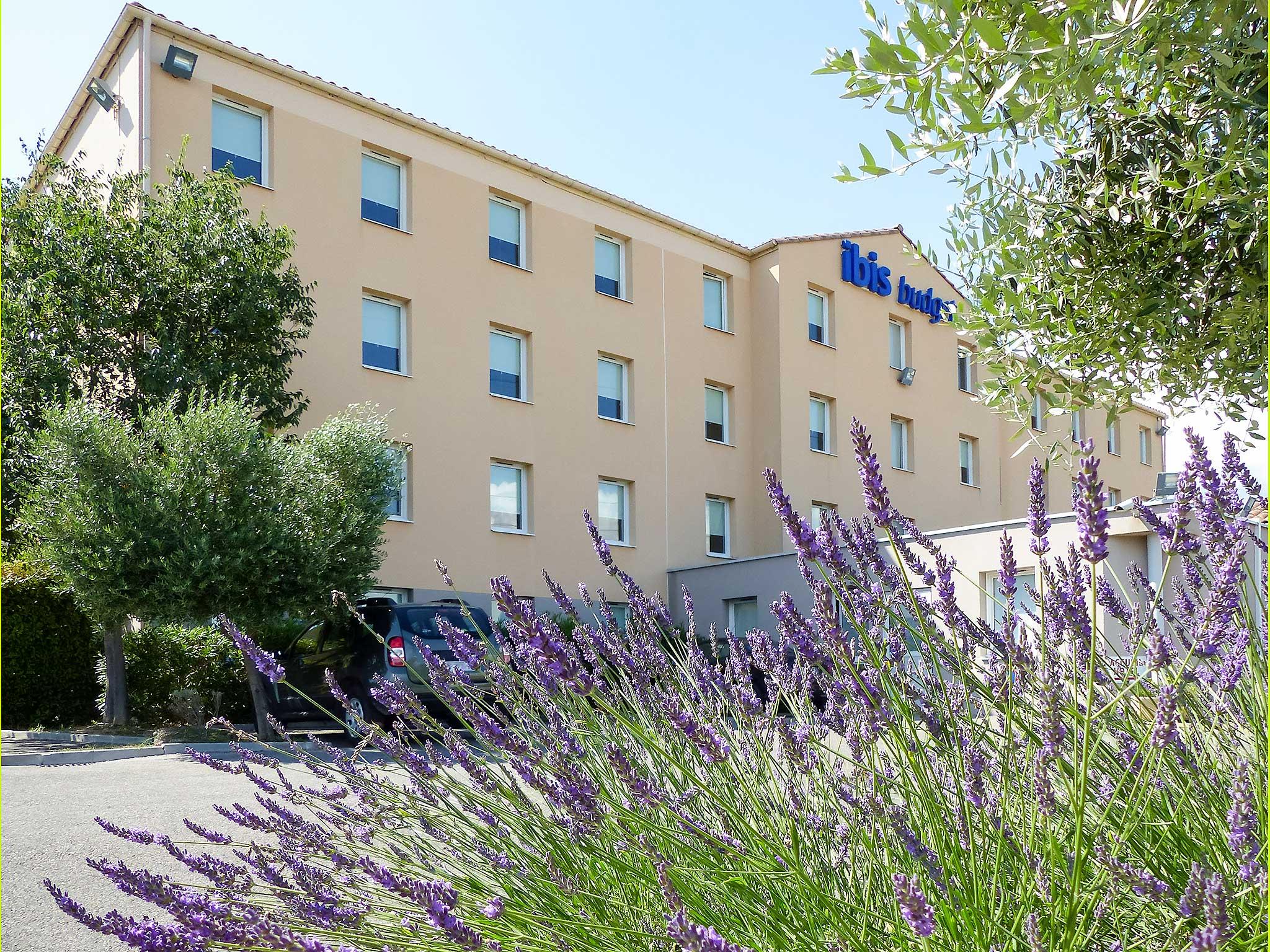 Hotel – ibis budget Marsiglia la Valentine