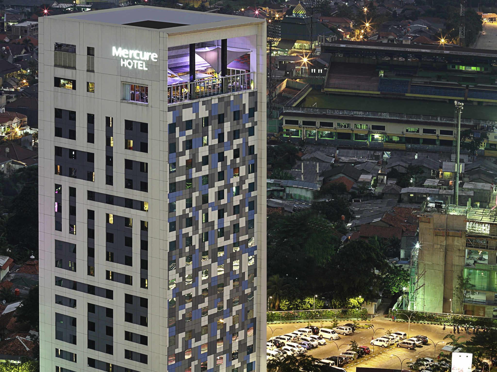 호텔 – 머큐어 자카르타 시마투팡
