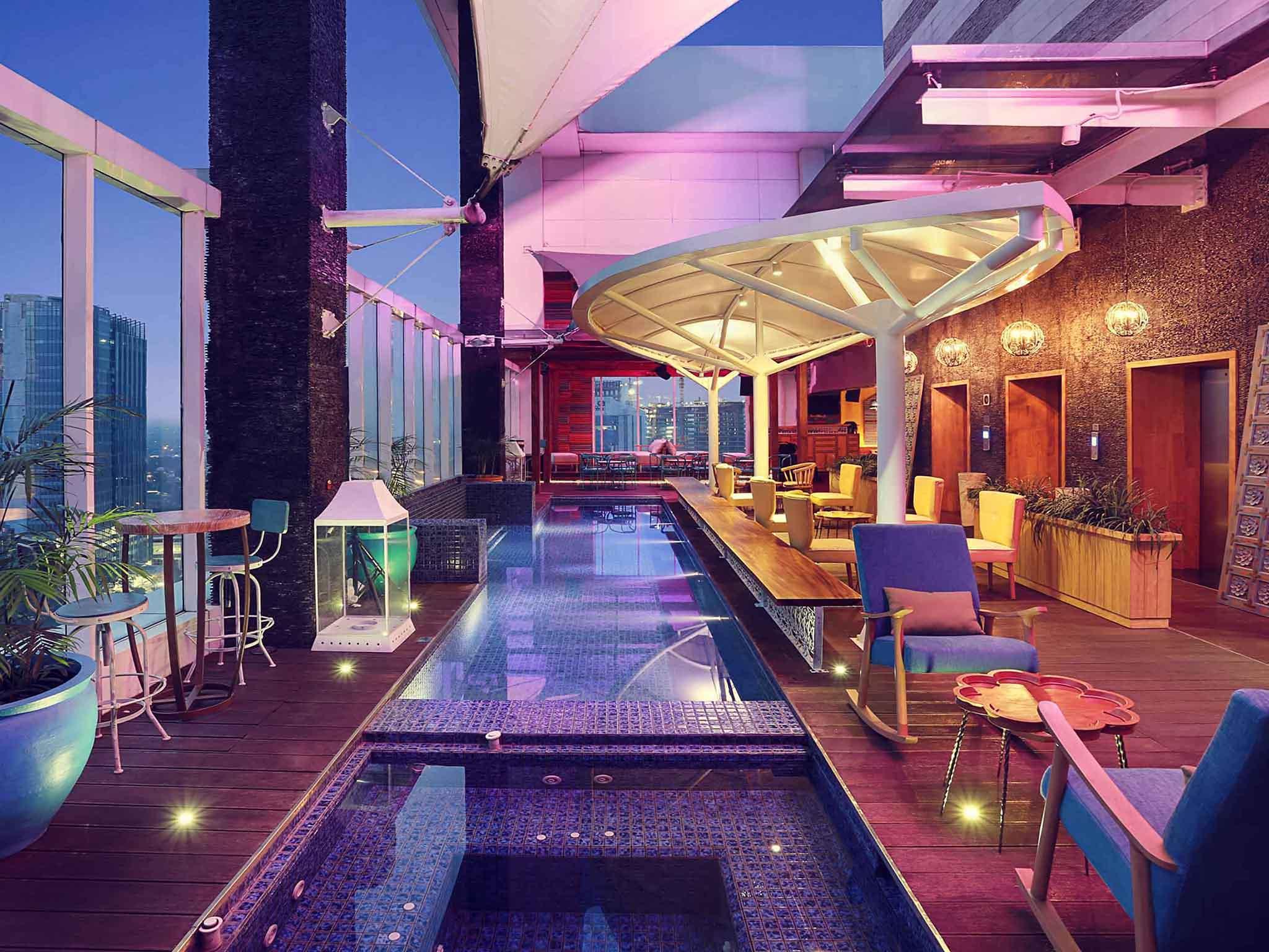 Hotel In Jakarta Mercure Jakarta Simatupang Accorhotels