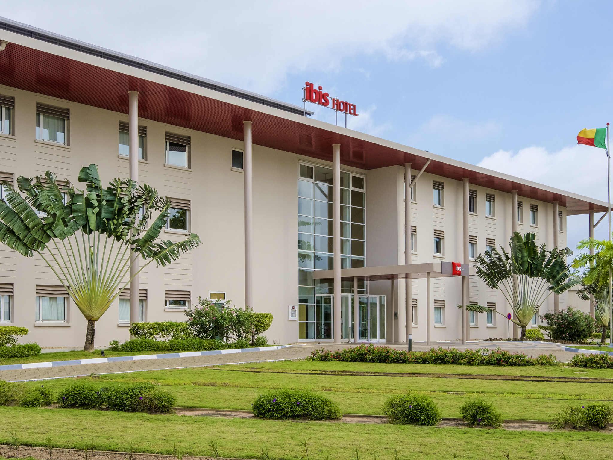 ホテル – ibis Cotonou