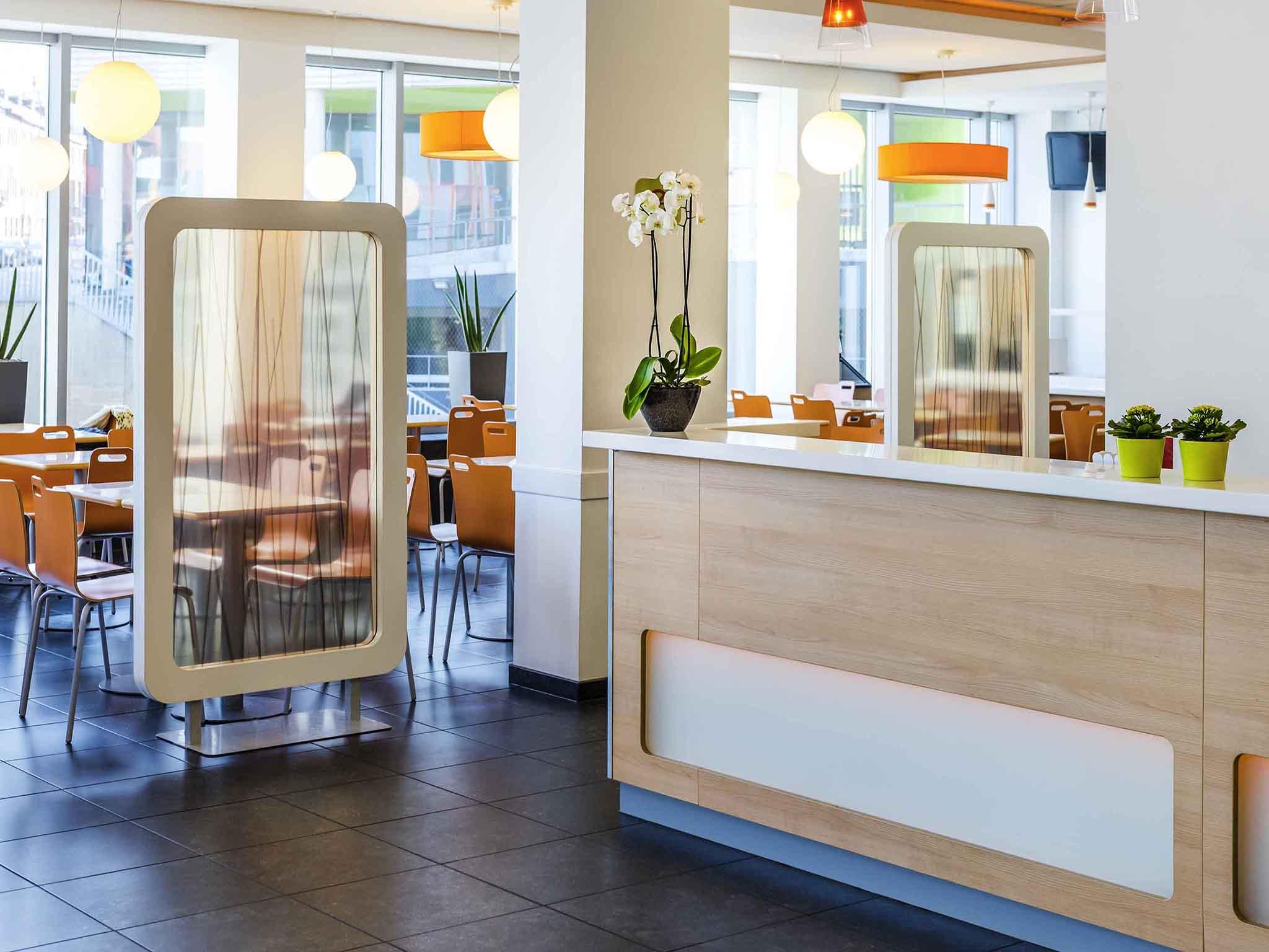 Hotell – ibis budget Leuven Centrum