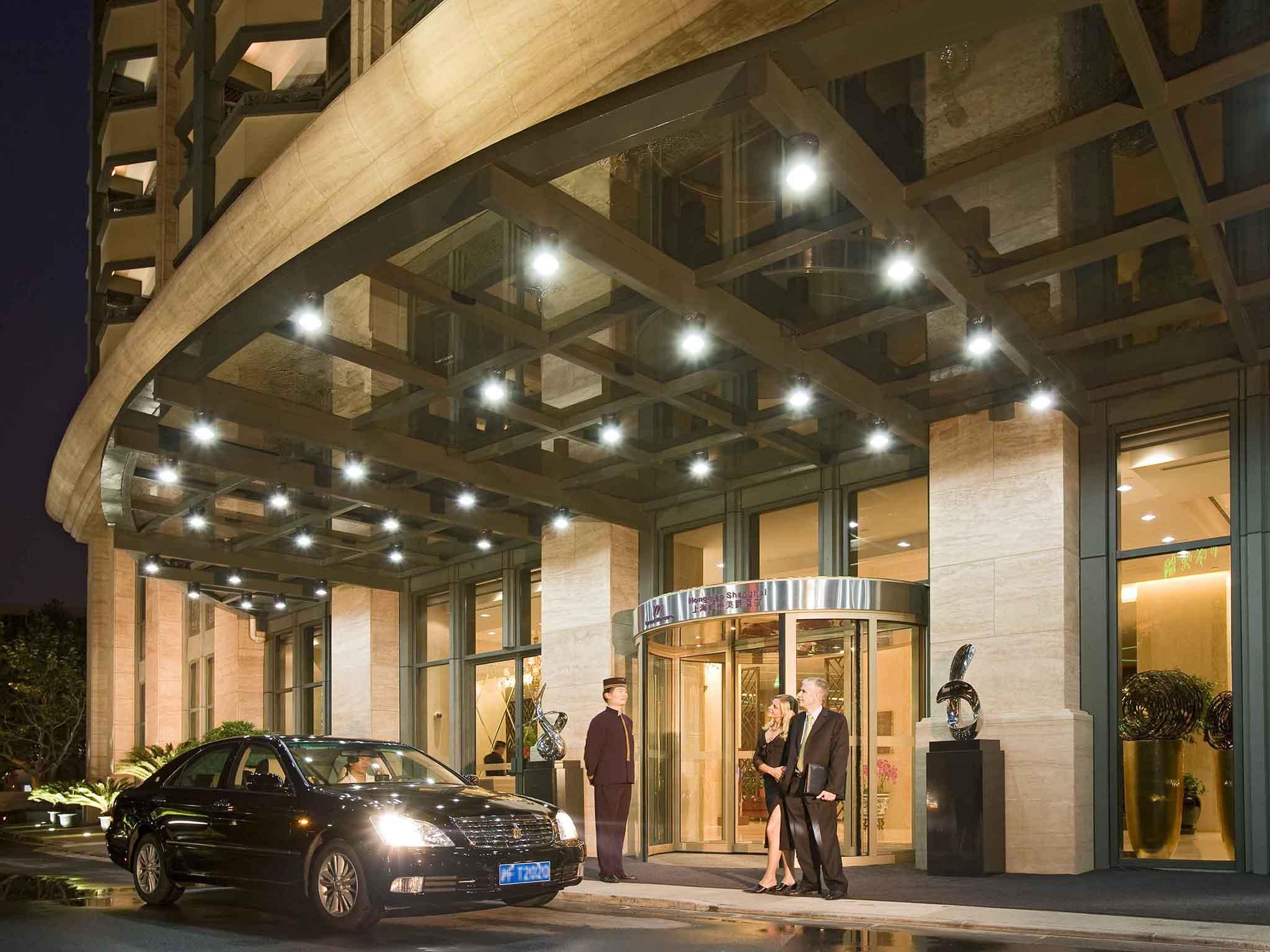 โรงแรม – แกรนด์ เมอร์เคียว เซี่ยงไฮ้ หงเฉียว