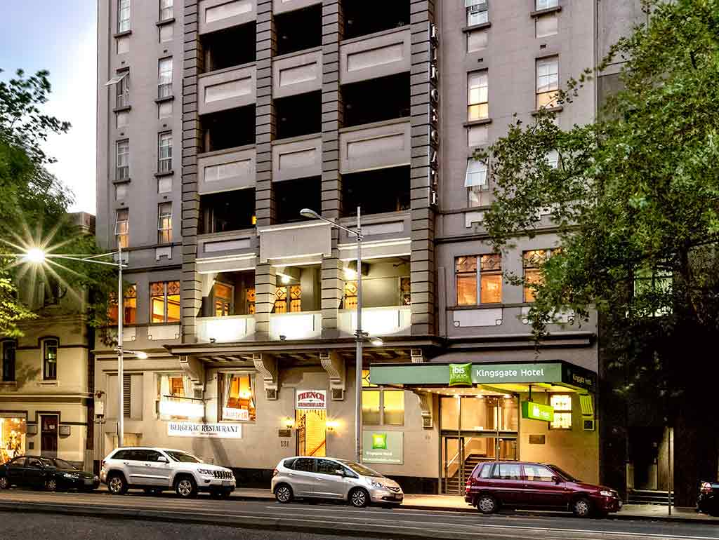 Hotel – ibis Styles Kingsgate Hotel