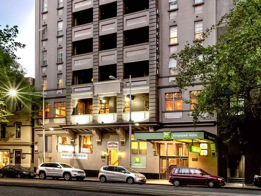 โรงแรม – ไอบิส สไตล์ คิงส์ เกท โฮเทล