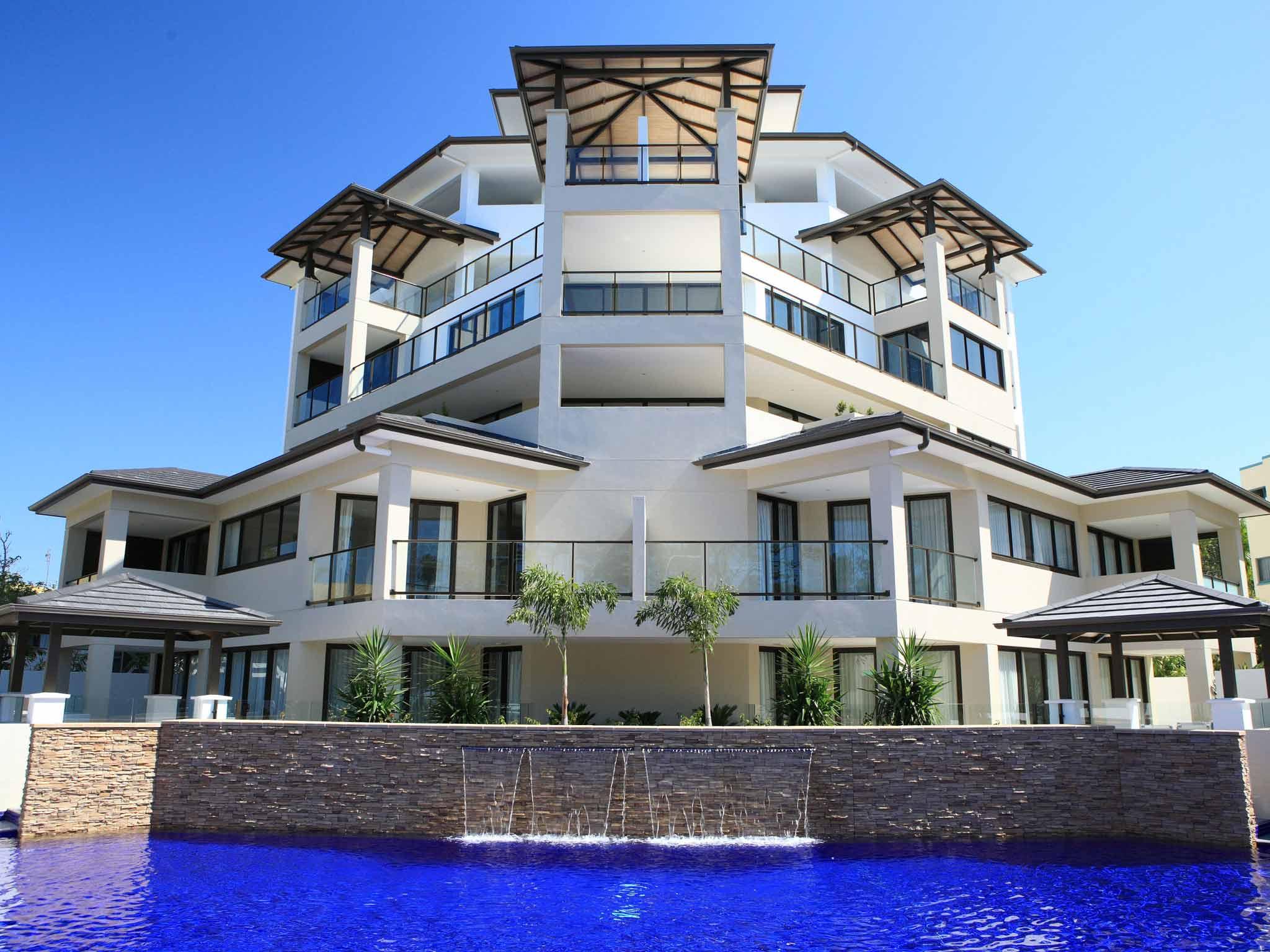Hotell – Grand Mercure Allegra Hervey Bay
