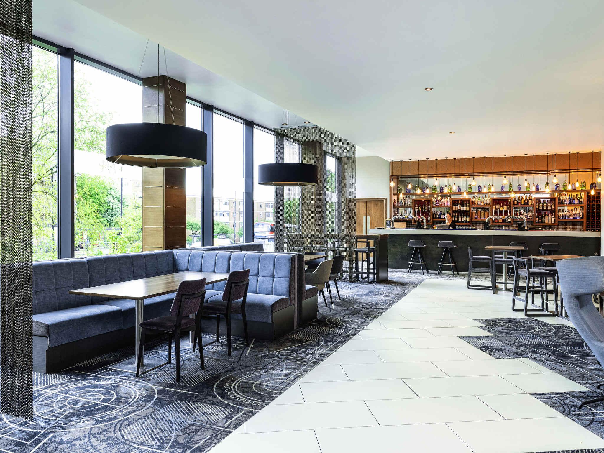 Hotell – Mercure Bristol Holland House Hotel & Spa