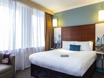 Rooms - Mercure Bristol Holland House Hotel and Spa