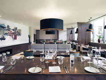 Ristorante - Mercure Bristol Holland House Hotel and Spa
