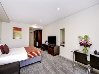 Zimmer - Mercure Centro Port Macquarie