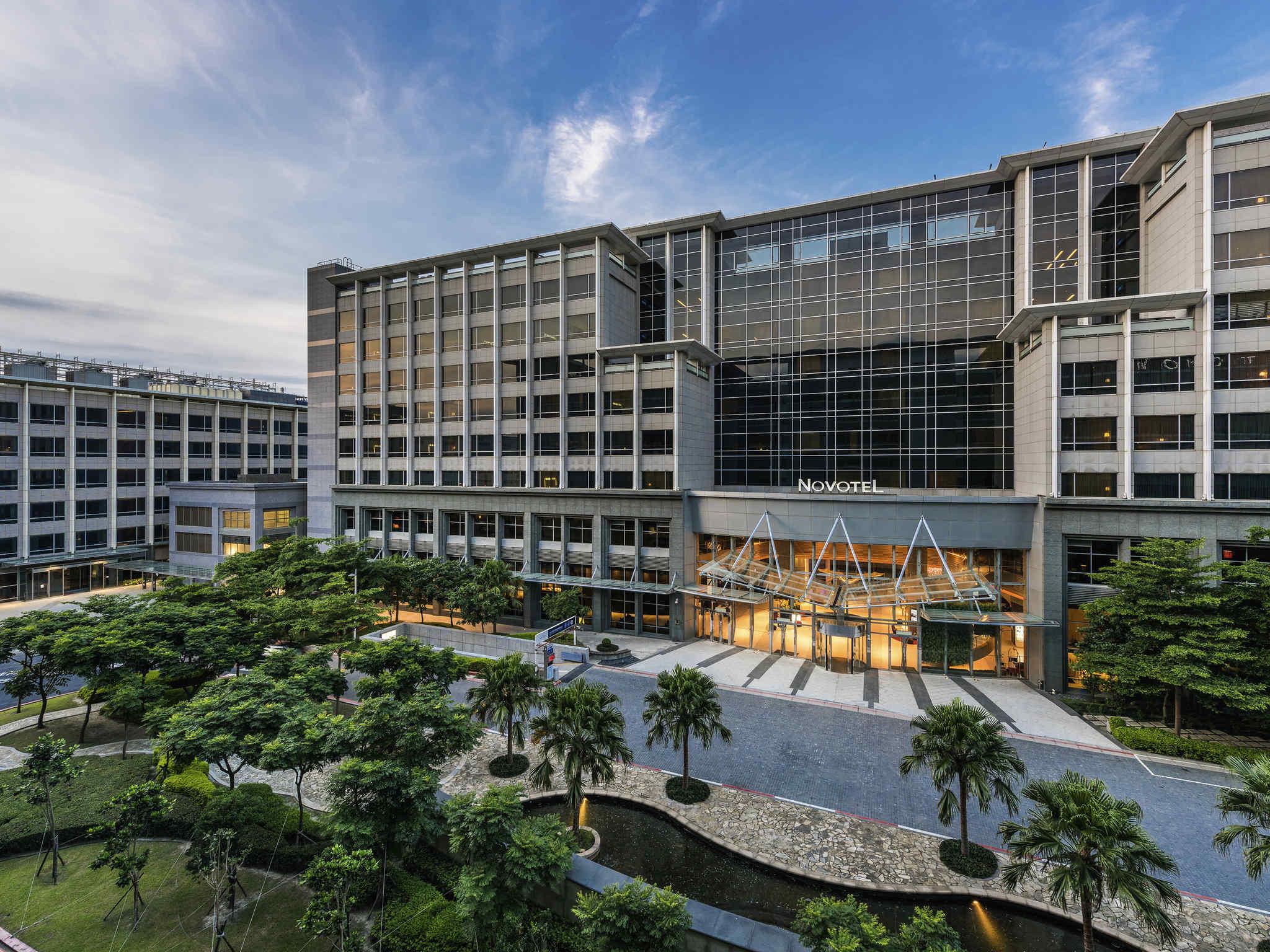 Отель — Novotel Тайбэй Таоюань Международный Аэропорт