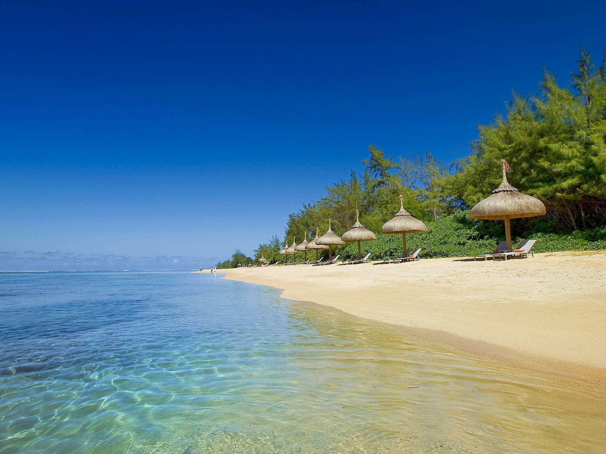 โรงแรม – SO/ Sofitel Mauritius