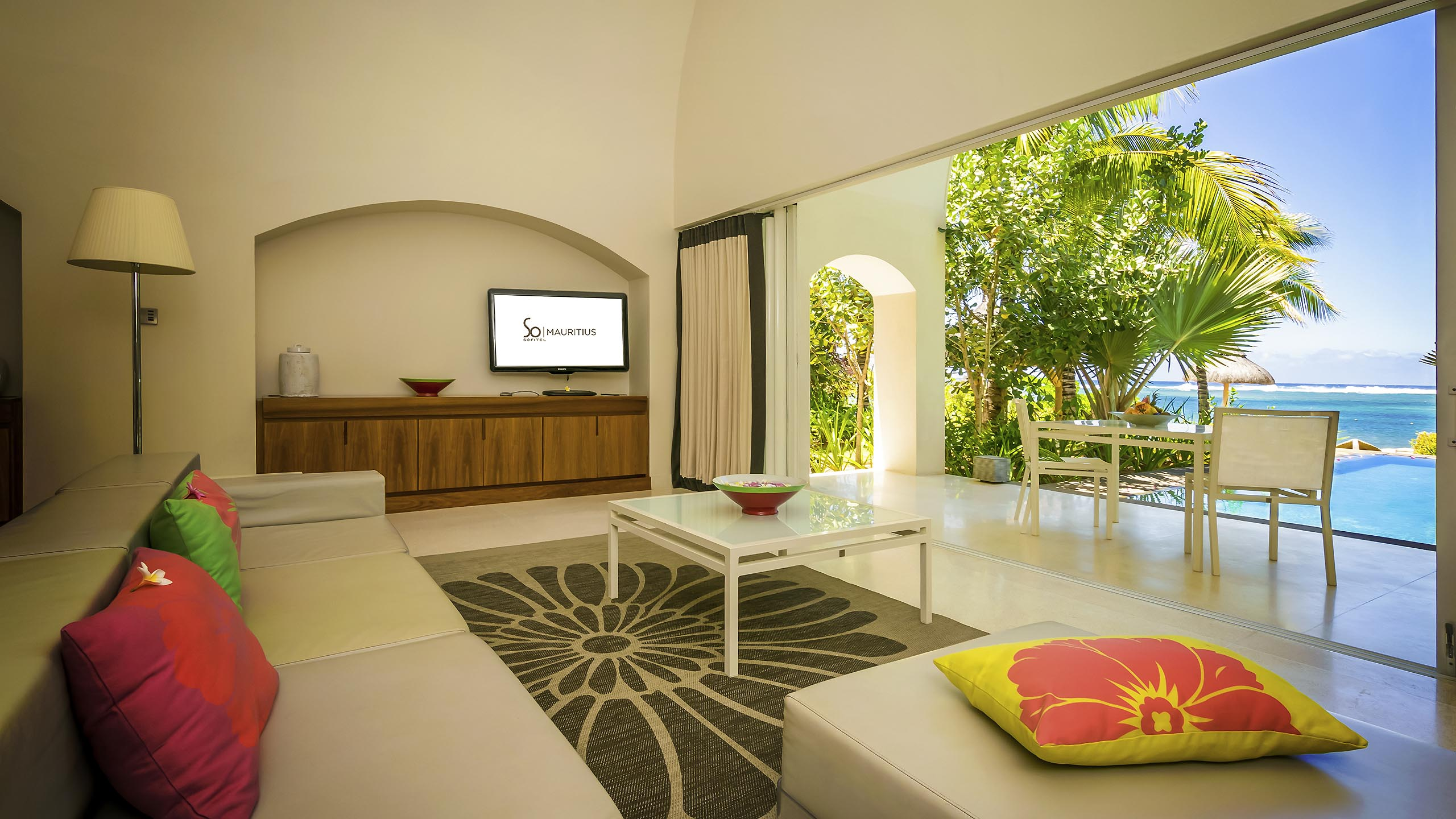 Luxury Hotel Bel Ombre SO Sofitel Mauritius