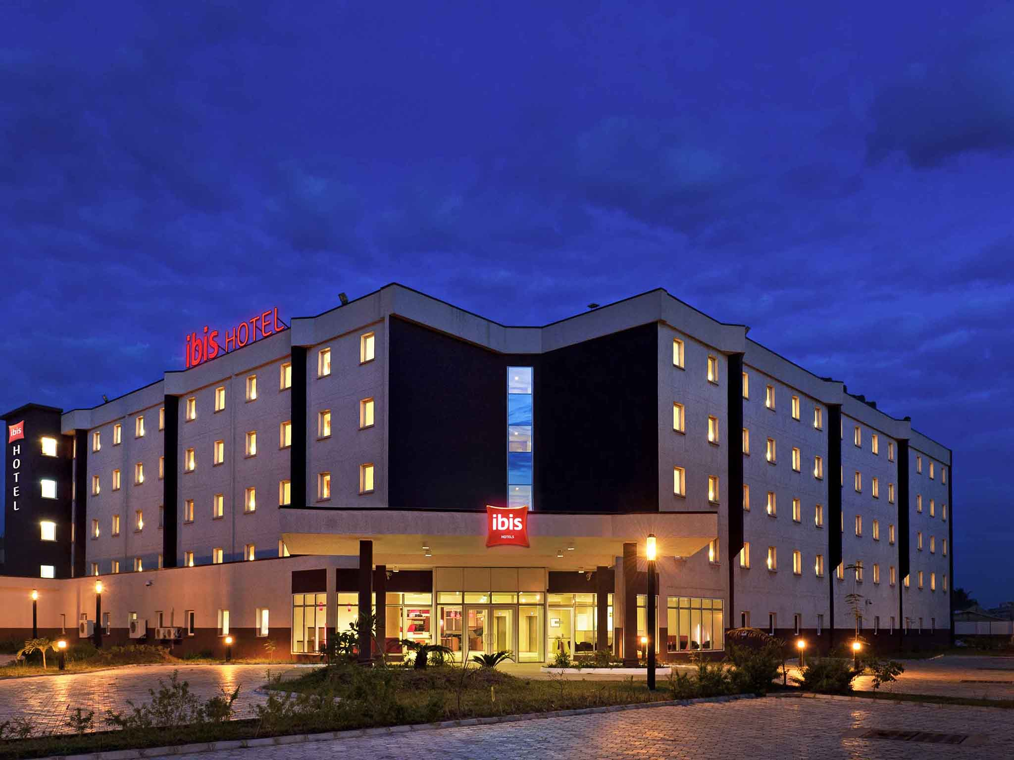 Hotell – ibis Lagos Airport