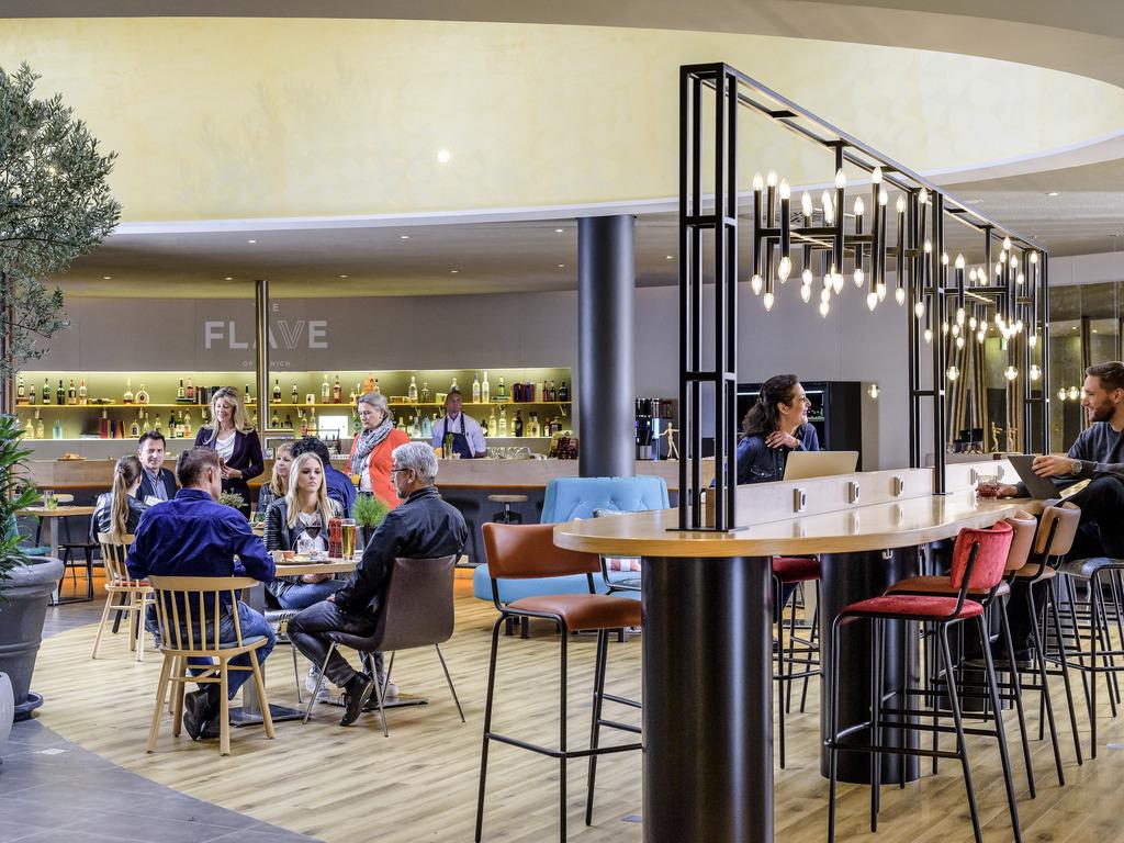 Novotel Munich Airport Restaurant Menu