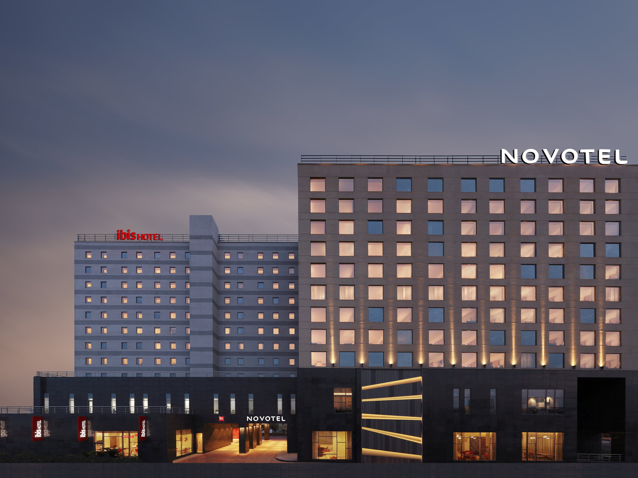فندق - Novotel Chennai OMR