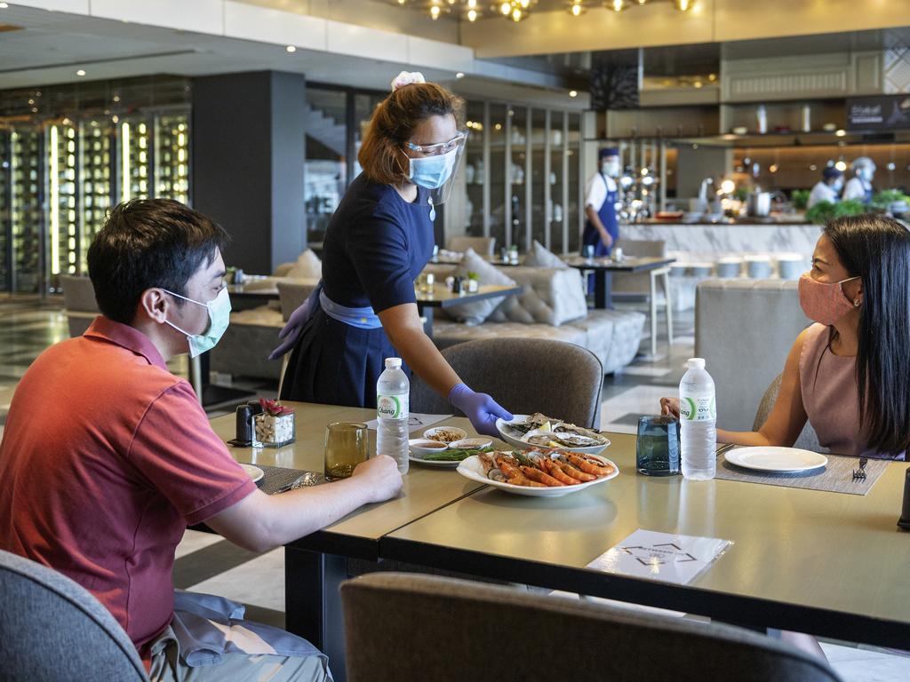 THE SQUARE CHENNAI - Restaurants by Accor