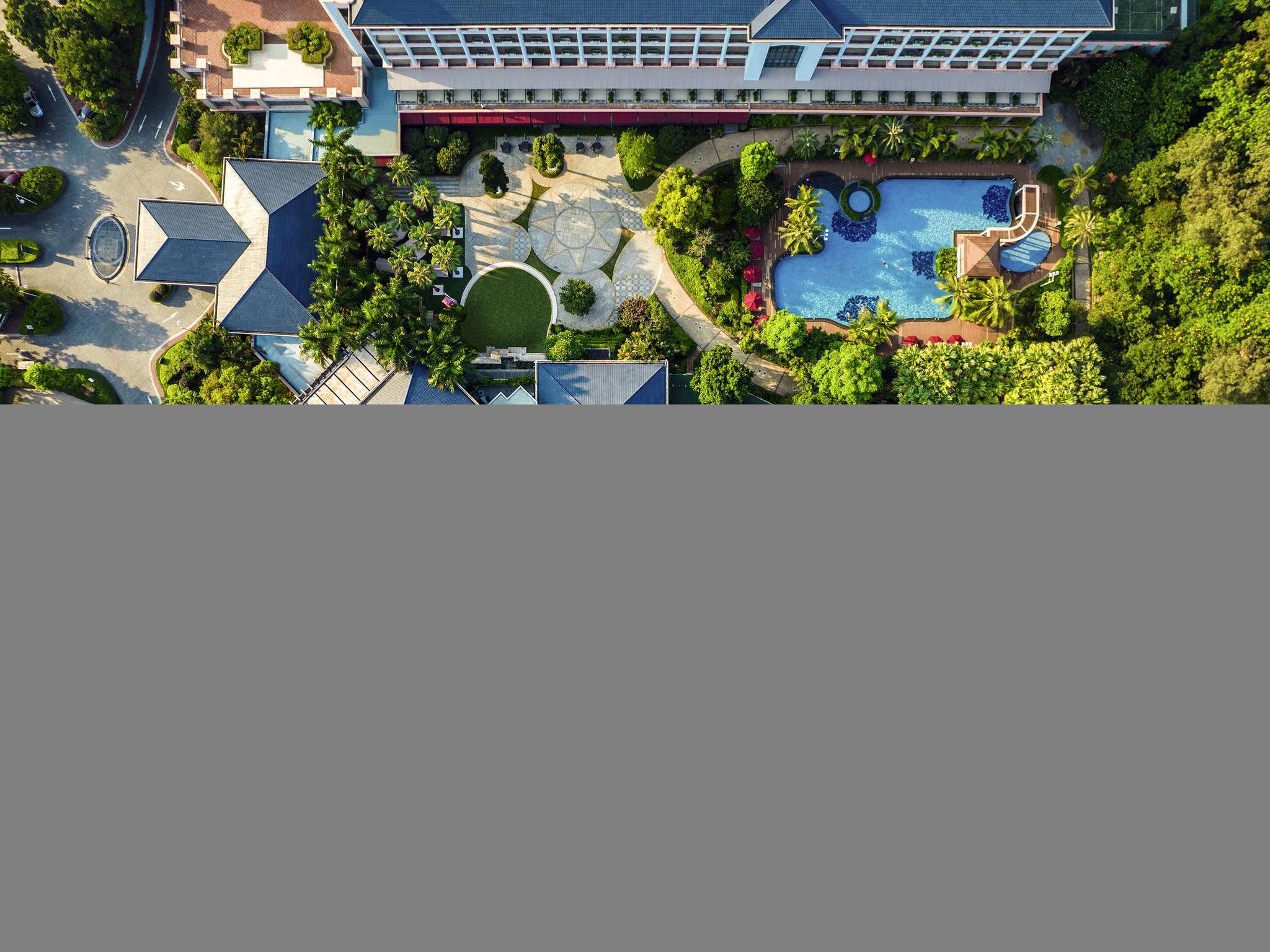 โรงแรม – Pullman Dongguan Forum