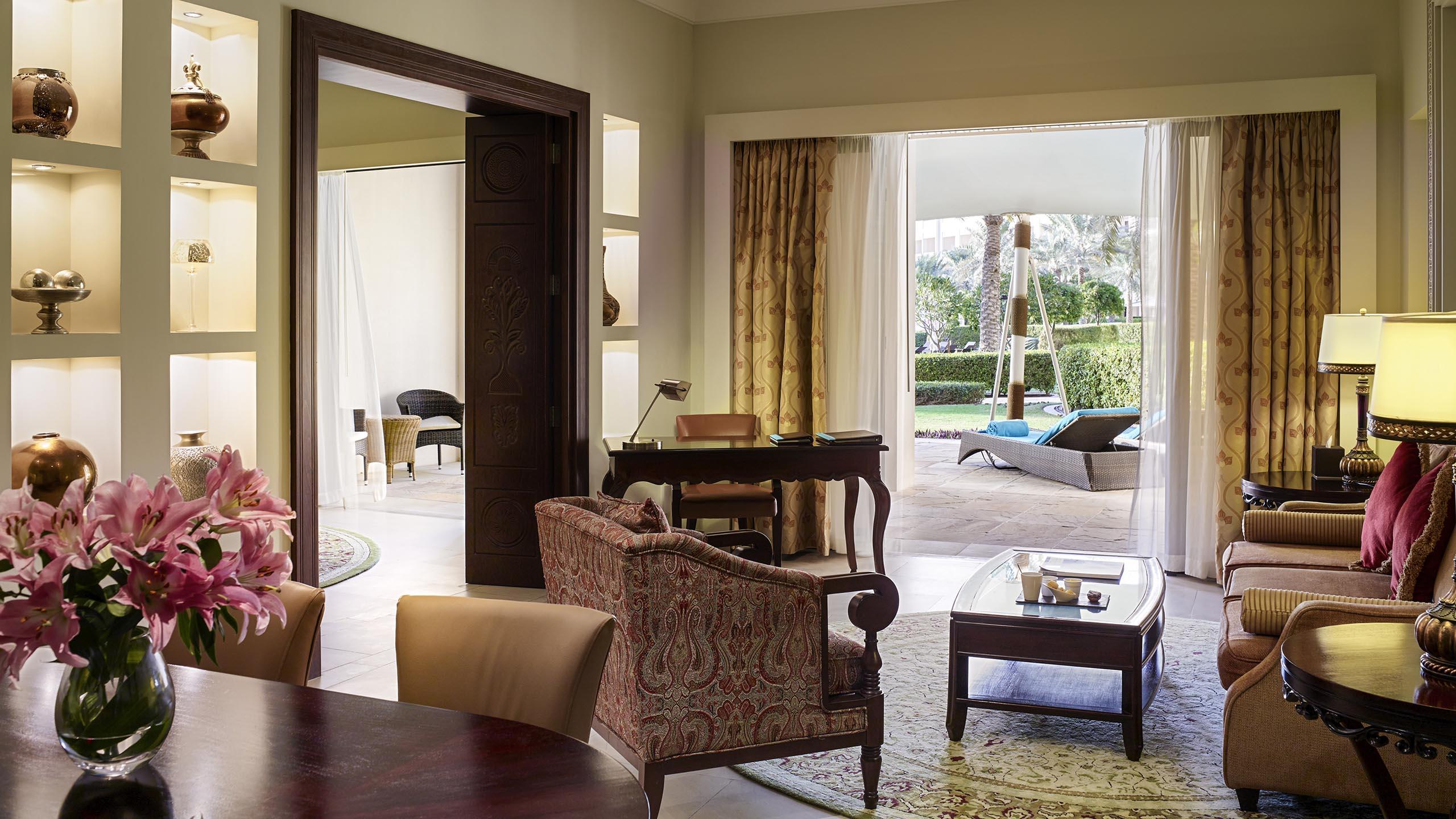 Luxury hotel MANAMA – Sofitel Bahrain Zallaq Thalassa sea & spa