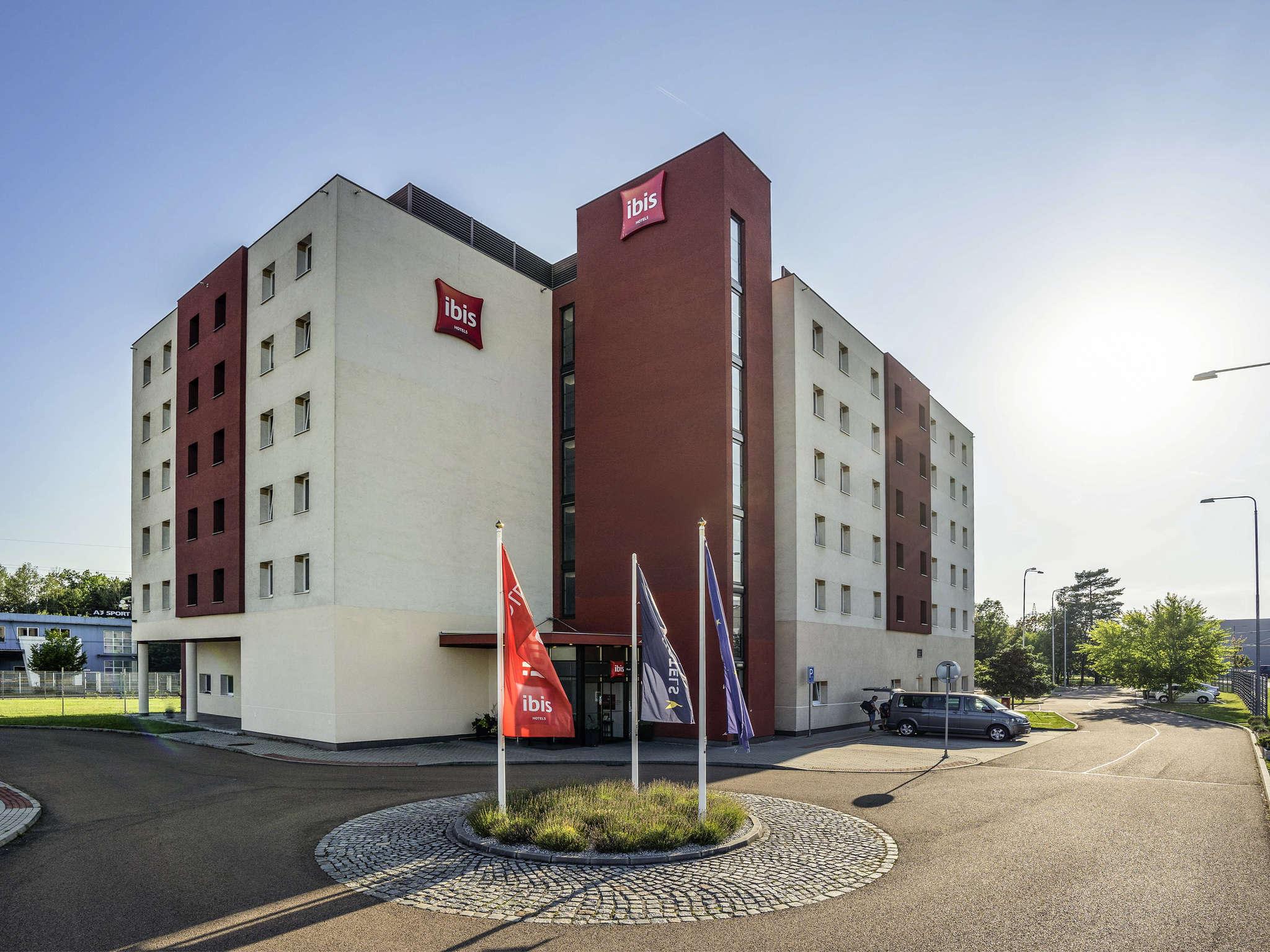 Отель — ibis Пльзень