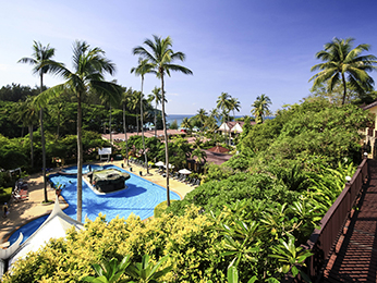 Otel - all seasons Naiharn Phuket