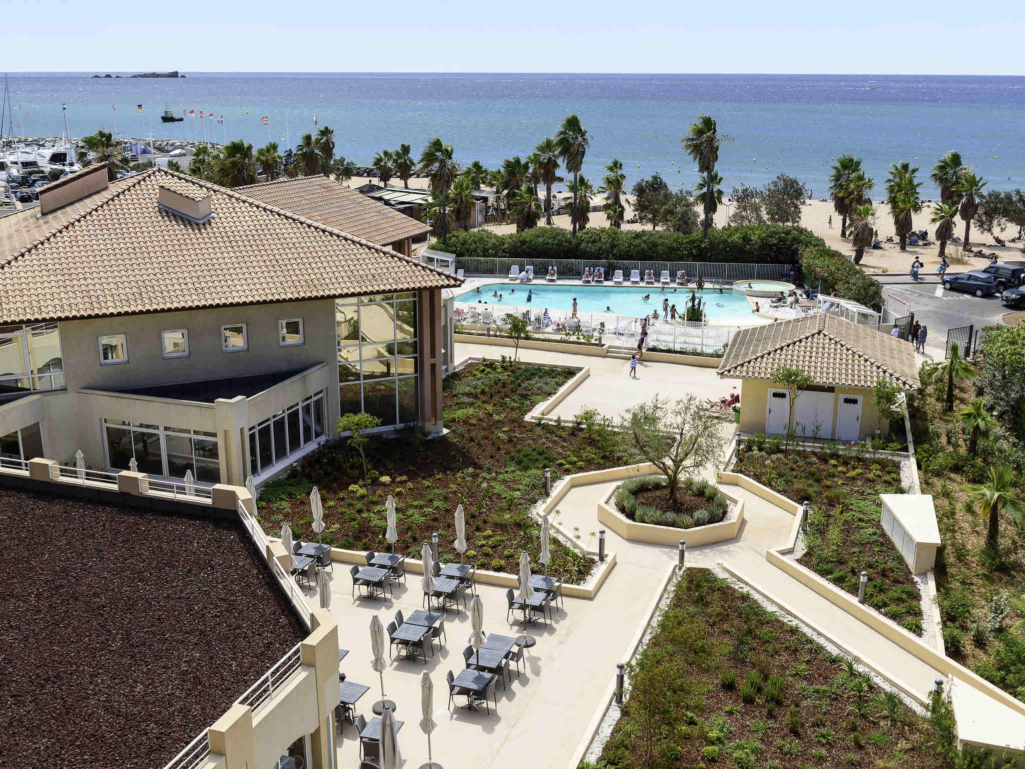 โรงแรม – Hôtel Mercure Thalassa Port-Fréjus