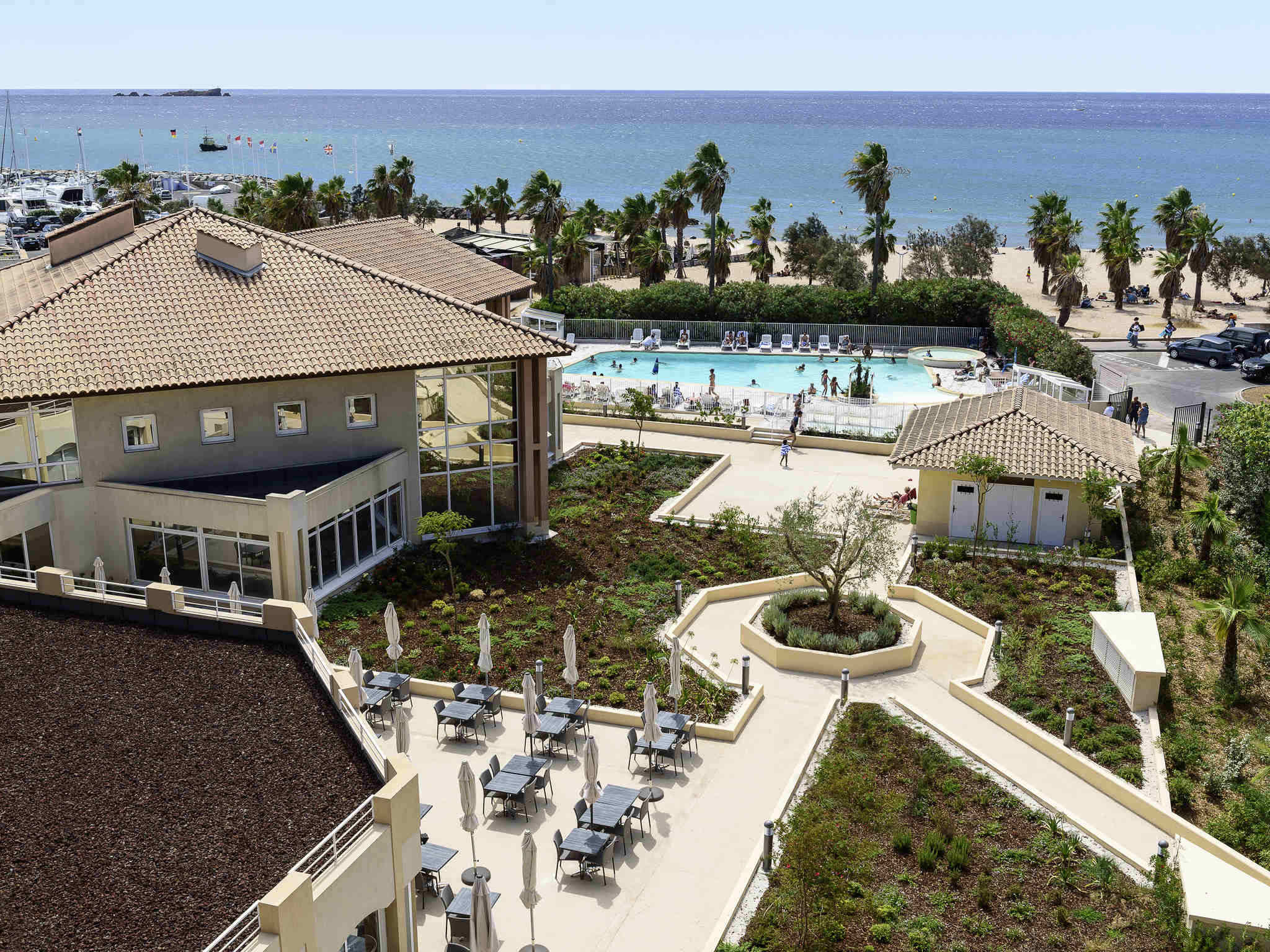 Hotel – Hôtel Mercure Thalassa Port-Fréjus