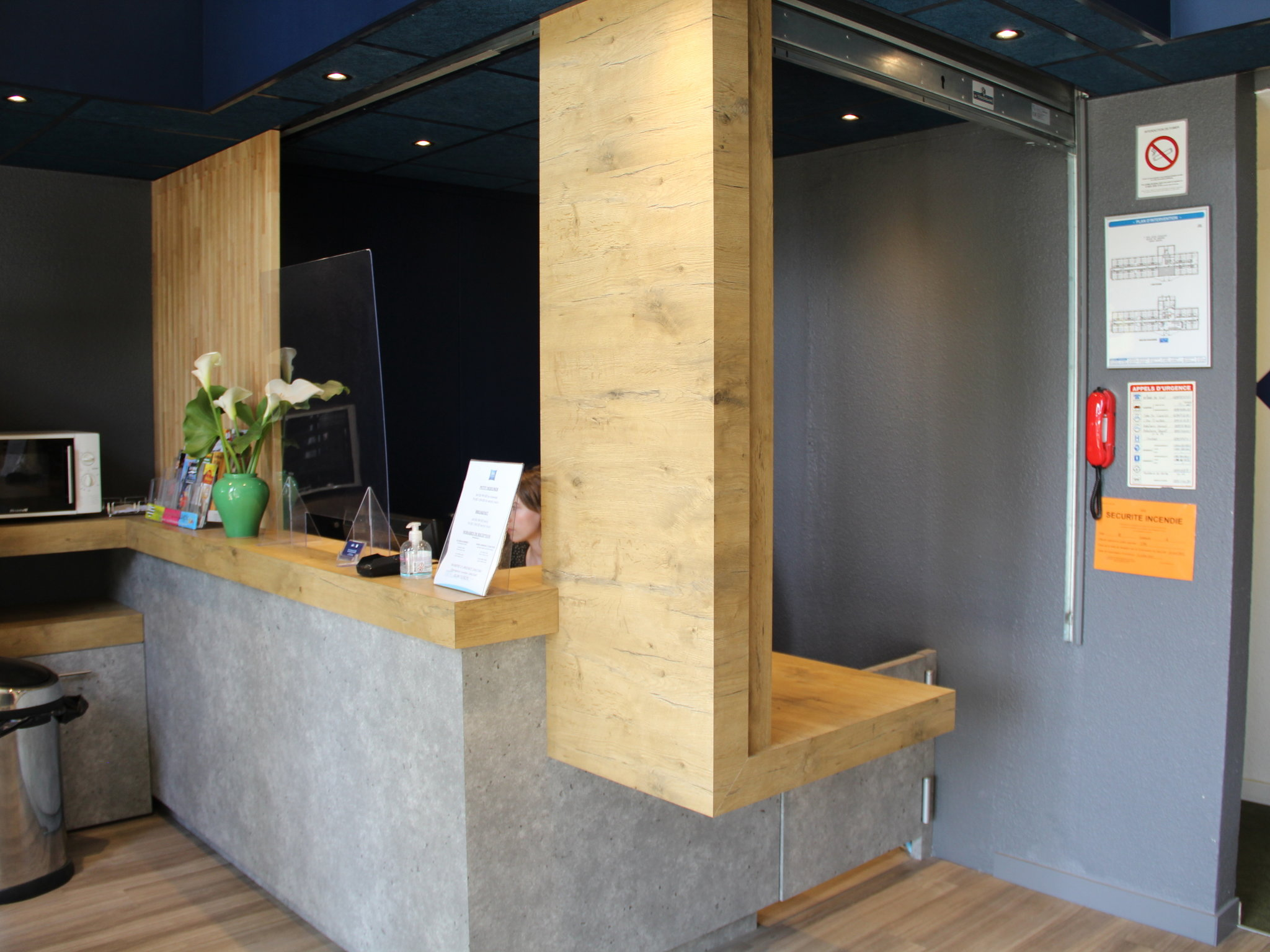 Hotell – ibis budget Redon