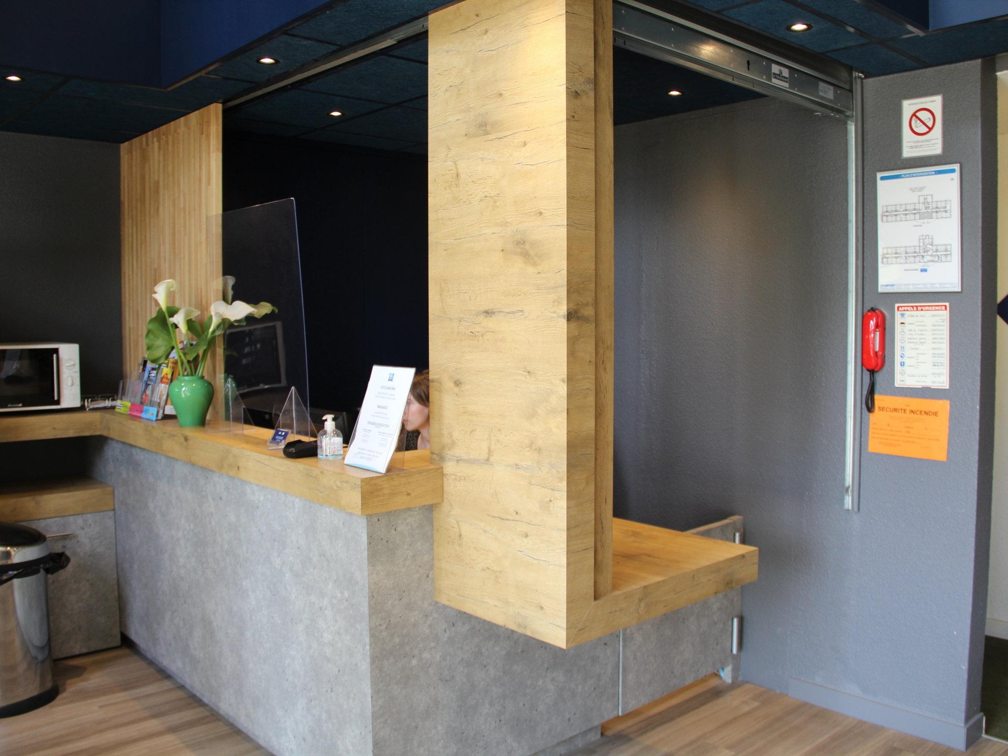 Otel – ibis budget Redon