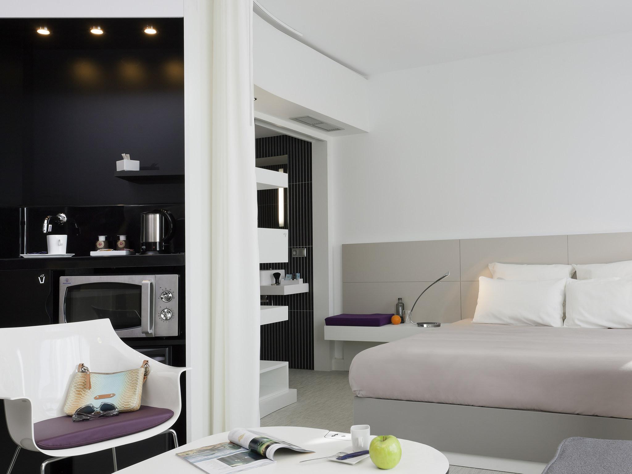 Hotel – Novotel Suites Malaga Centro