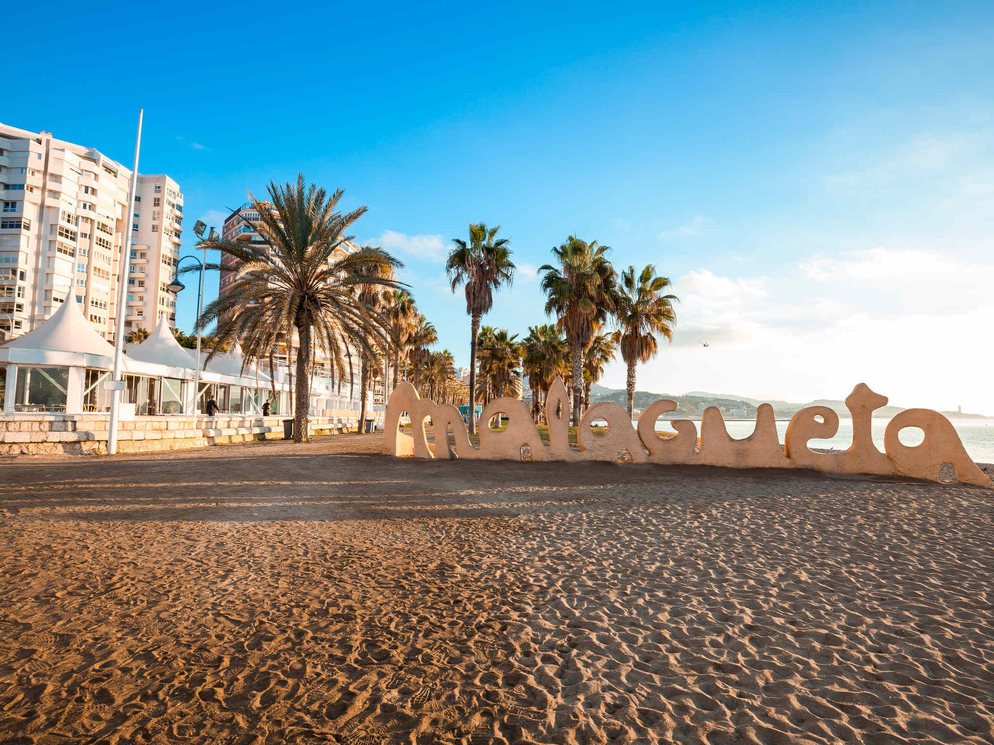 Hotell – Novotel Suites Malaga Centro