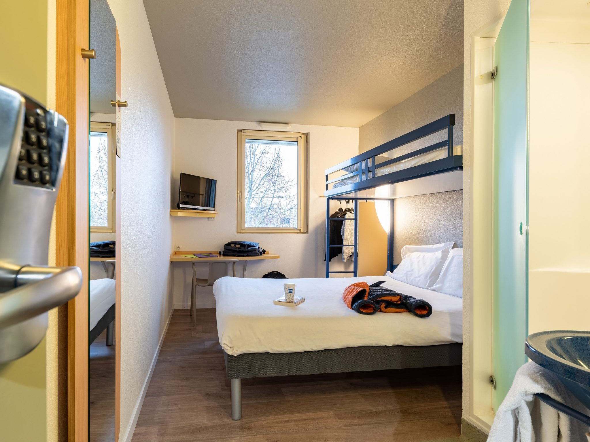 hotel in bourg en bresse ibis budget bourg en bresse. Black Bedroom Furniture Sets. Home Design Ideas