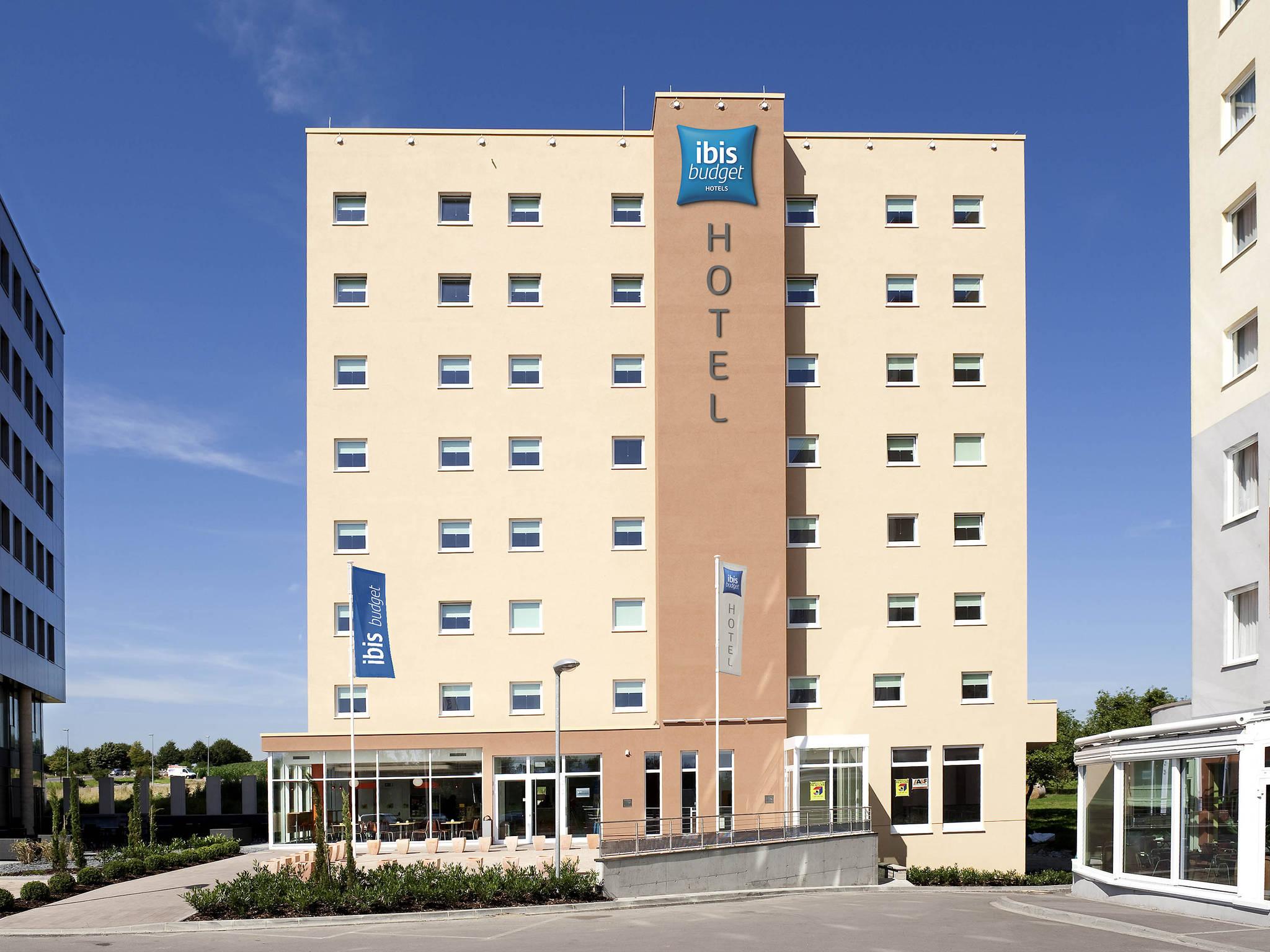 Otel – ibis budget Luxembourg Sud
