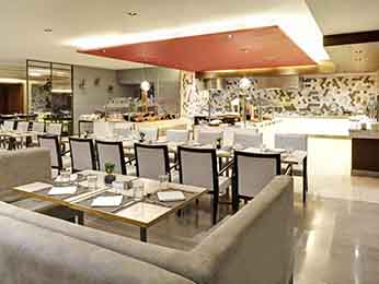Restaurant - Novotel Hong Kong Nathan Road Kowloon