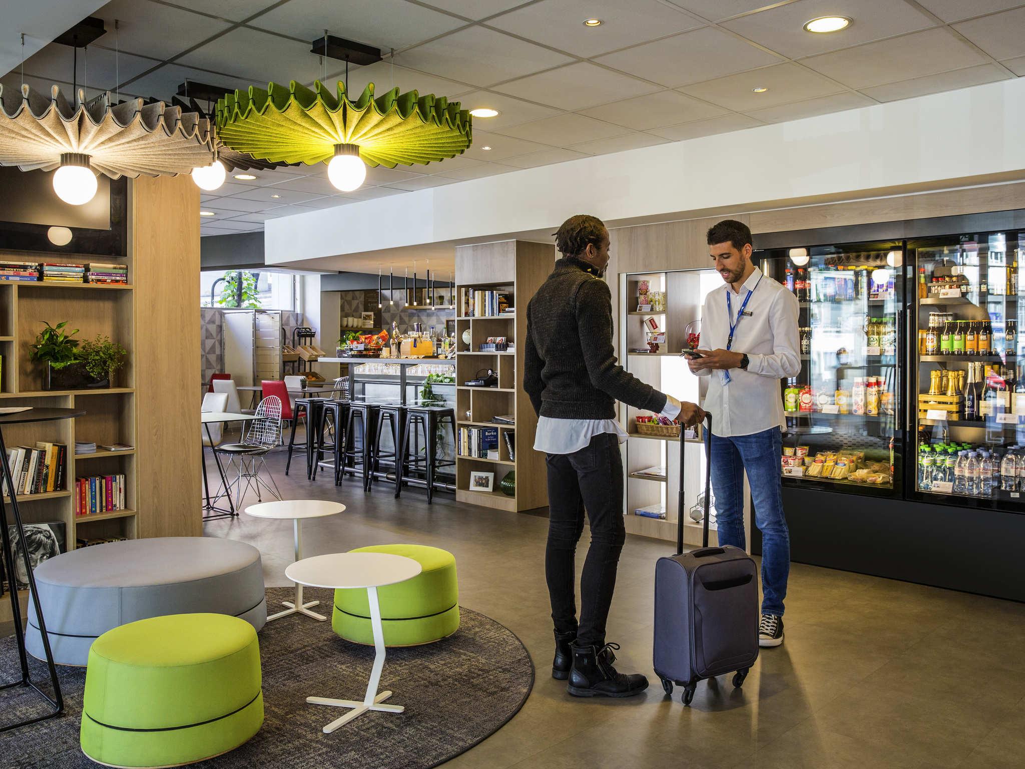 Hotel in LAUSANNE - ibis Lausanne Centre